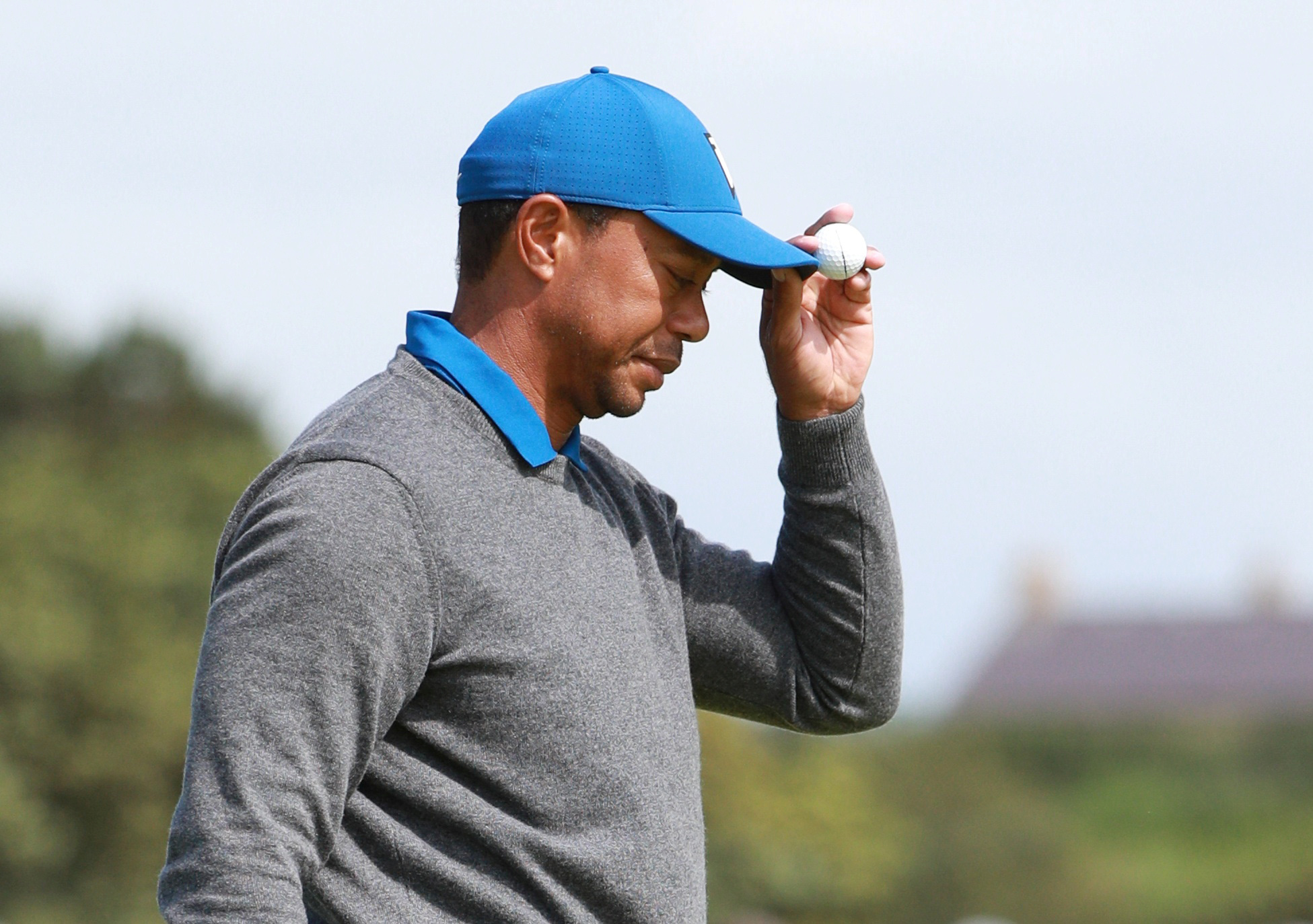 Golf - Tournois majeurs - Open britannique : Tiger Woods absent du final à Portrush