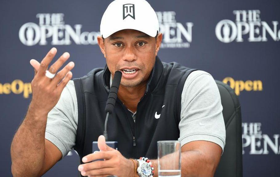 Golf - Tournois majeurs - Tiger Woods : «Il faut comprendre comment jouer un Open britannique»