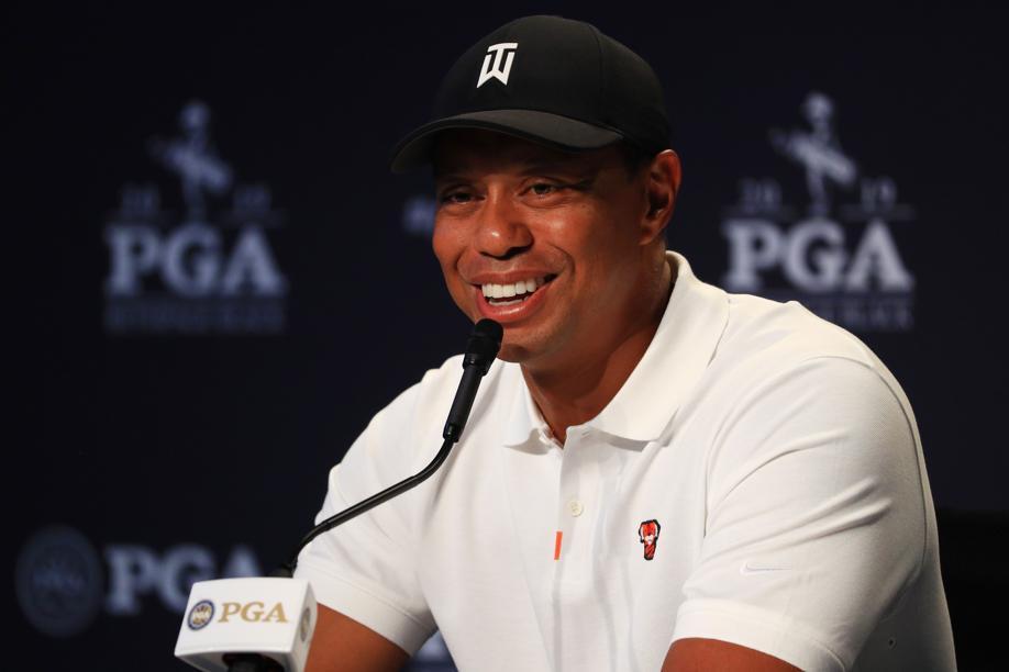 Golf - Tournois majeurs - Tiger Woods : « On pourrait vivre une semaine d'enfer »