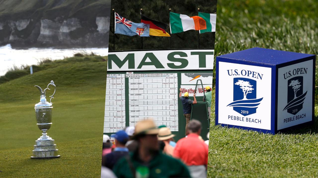Golf - Tournois majeurs - Trois Majeurs et une Ryder Cup en quatre mois ?