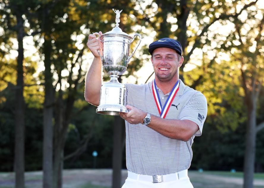 Golf - Tournois majeurs - US Open : DeChambeau décroche son premier Majeur