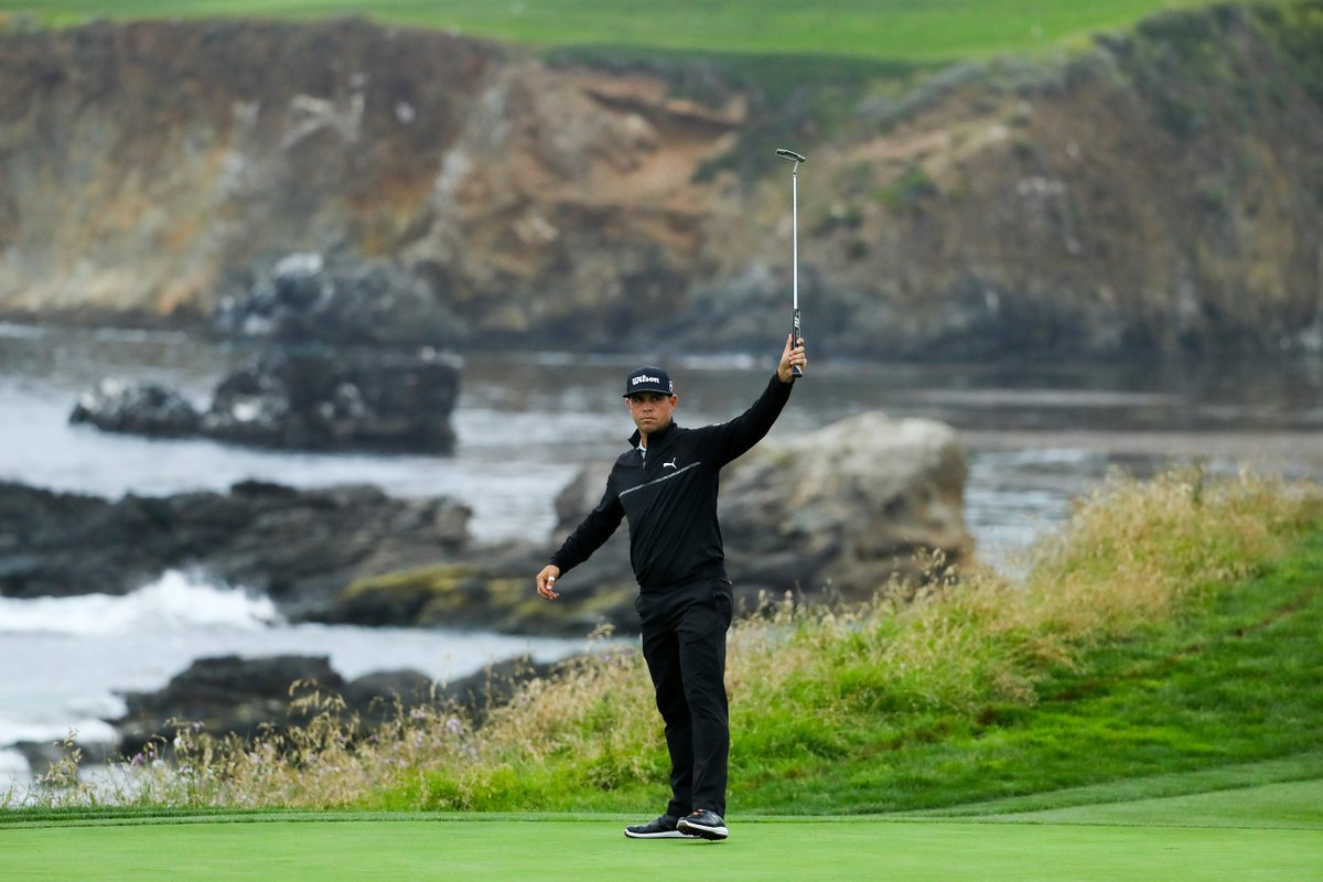 Golf - Tournois majeurs - US Open: Gary Woodland seul leader, Clément Sordet reste en lice
