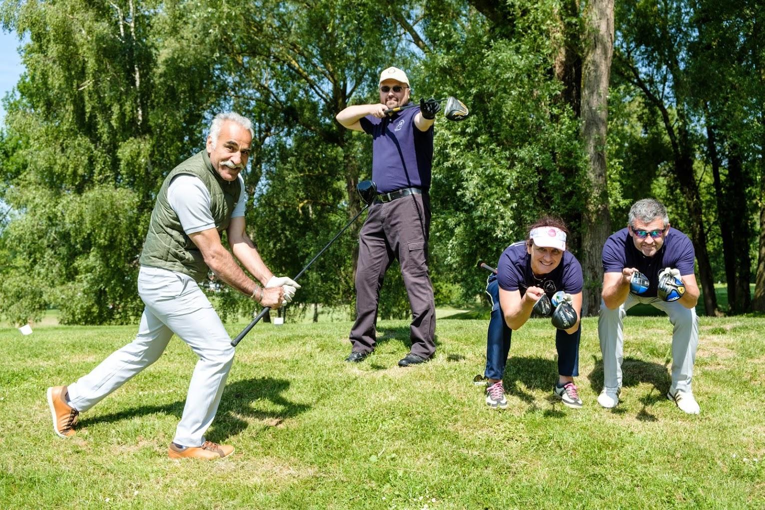 Golf - Vie des clubs - 26e Trophée sport Passion à Feucherolles (78) le 16 mai