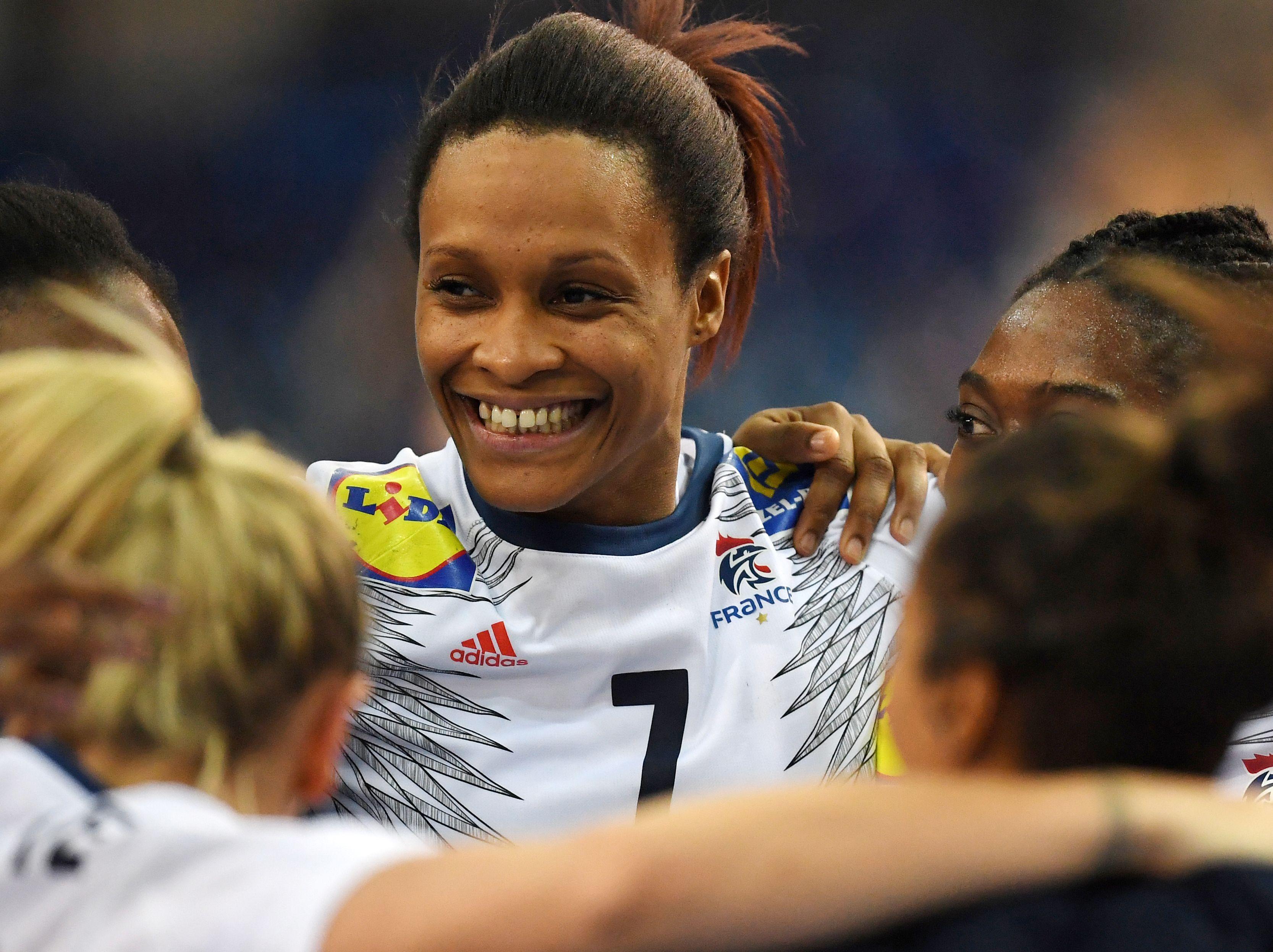 Handball - Allison Pineau : «Je me sens de mieux en mieux»