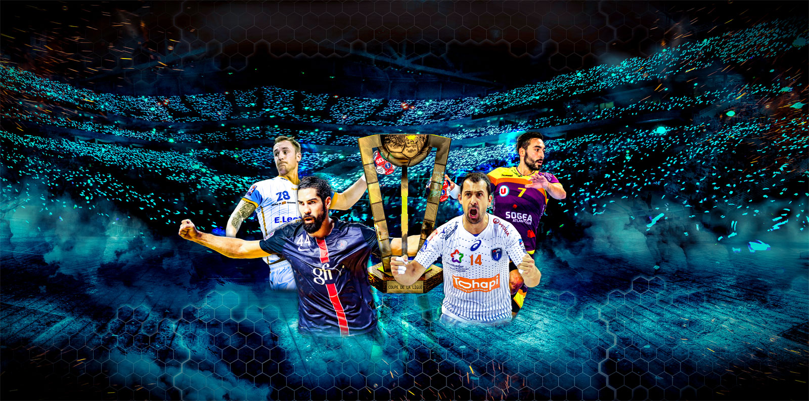 Assistez au final4 de la coupe de la ligue de handball handball - Final de la coupe de la ligue ...