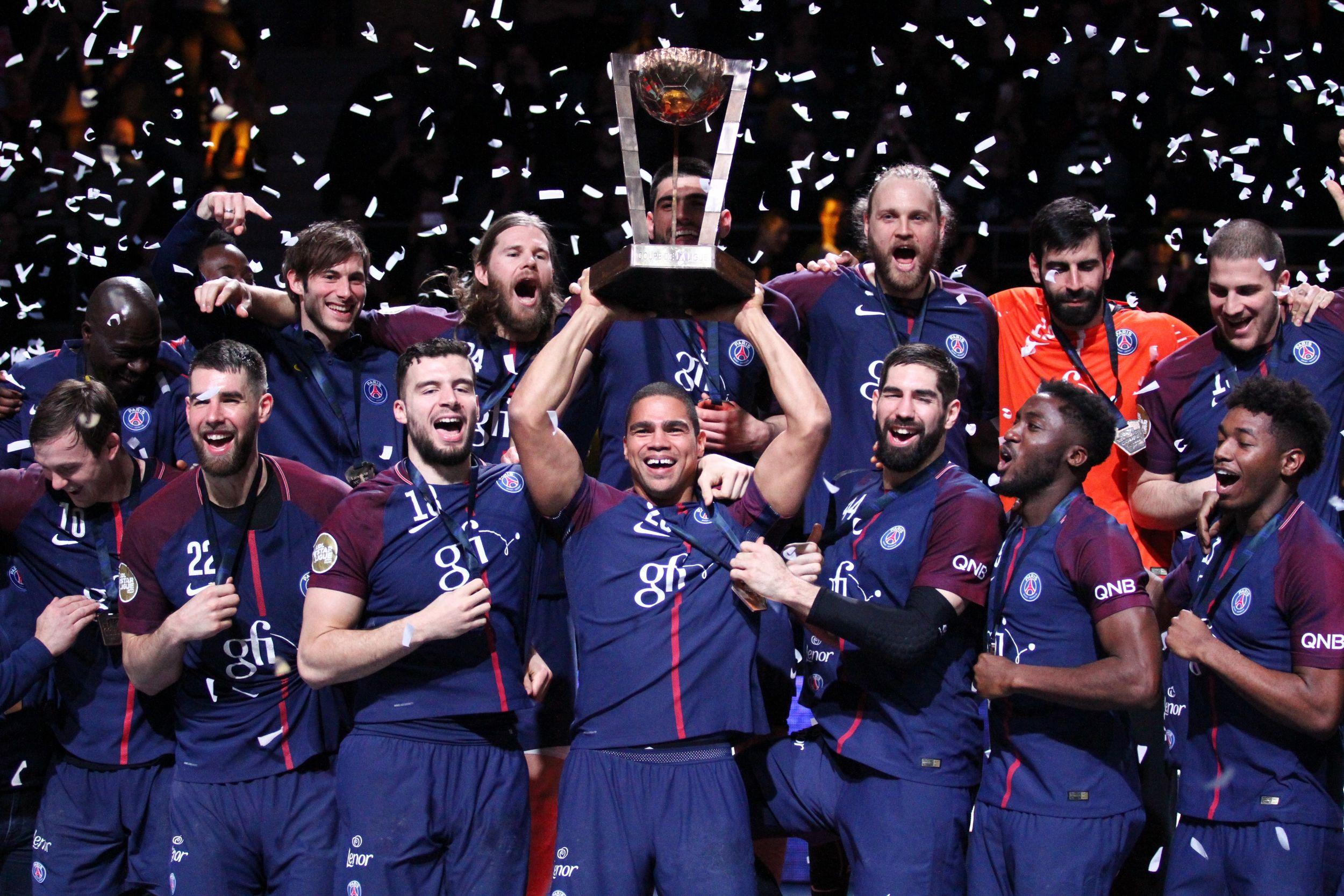 Handball - Coupe de la Ligue : Le PSG s'offre un nouveau titre