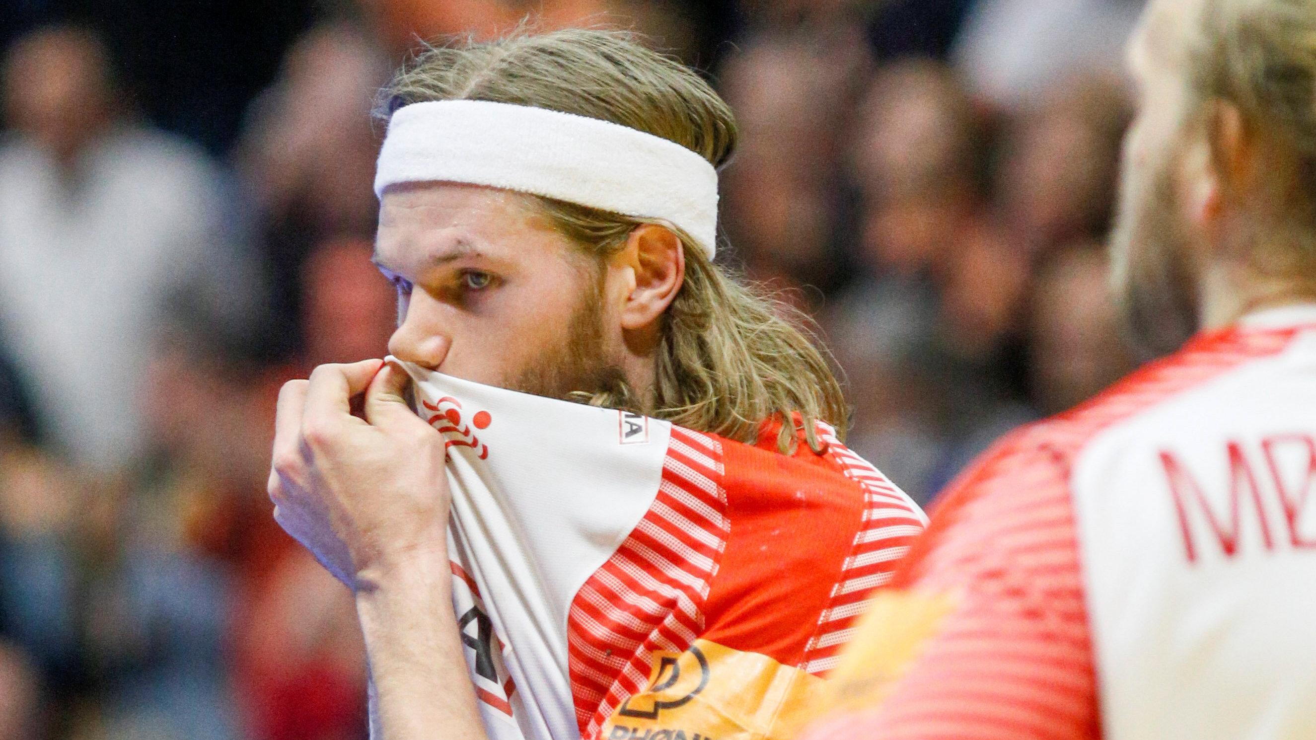 Handball - Le Danemark et l'Allemagne à la trappe, hécatombe au Mondial