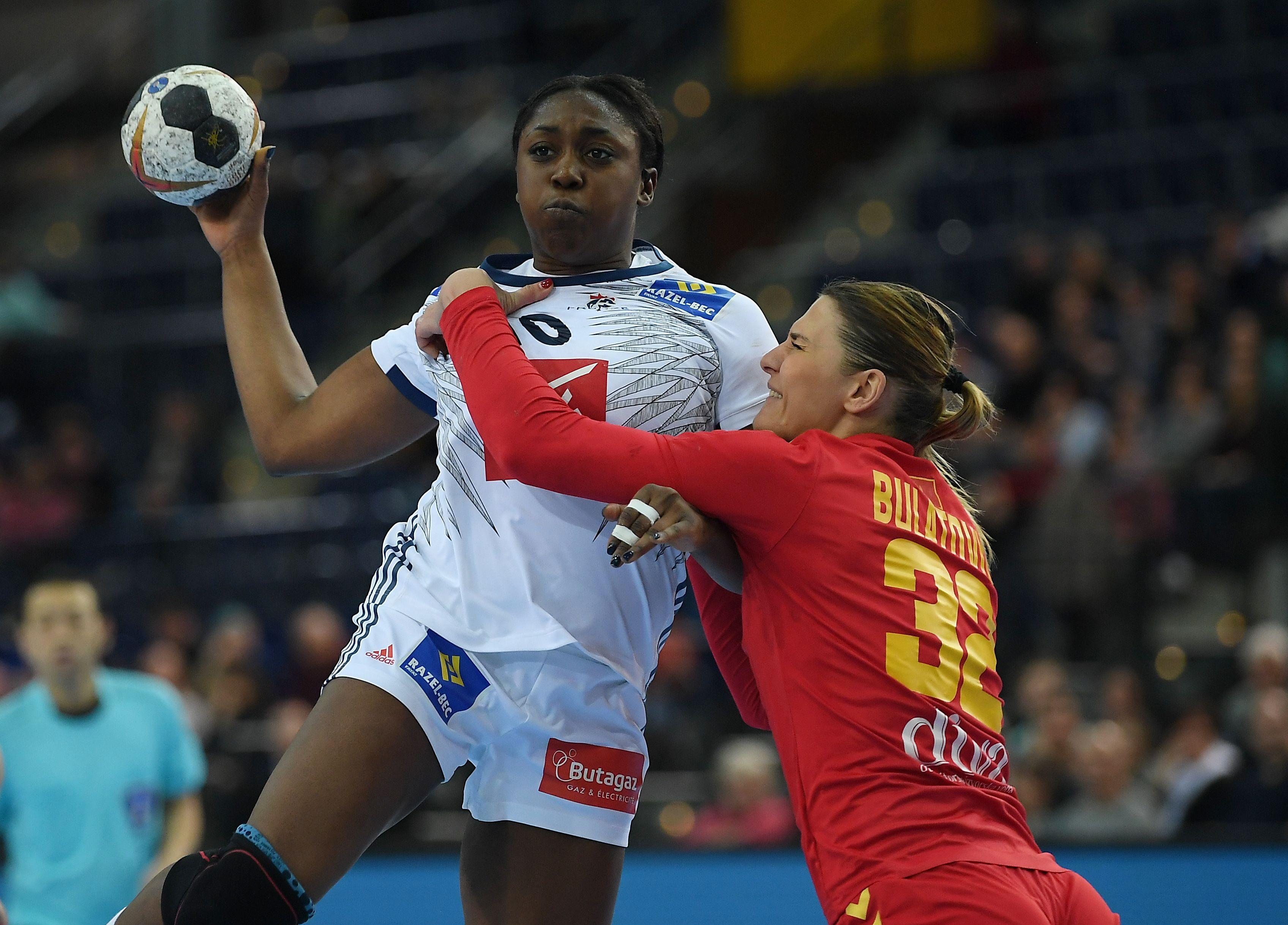 Handball - Les Bleues surfent sur la vague messine