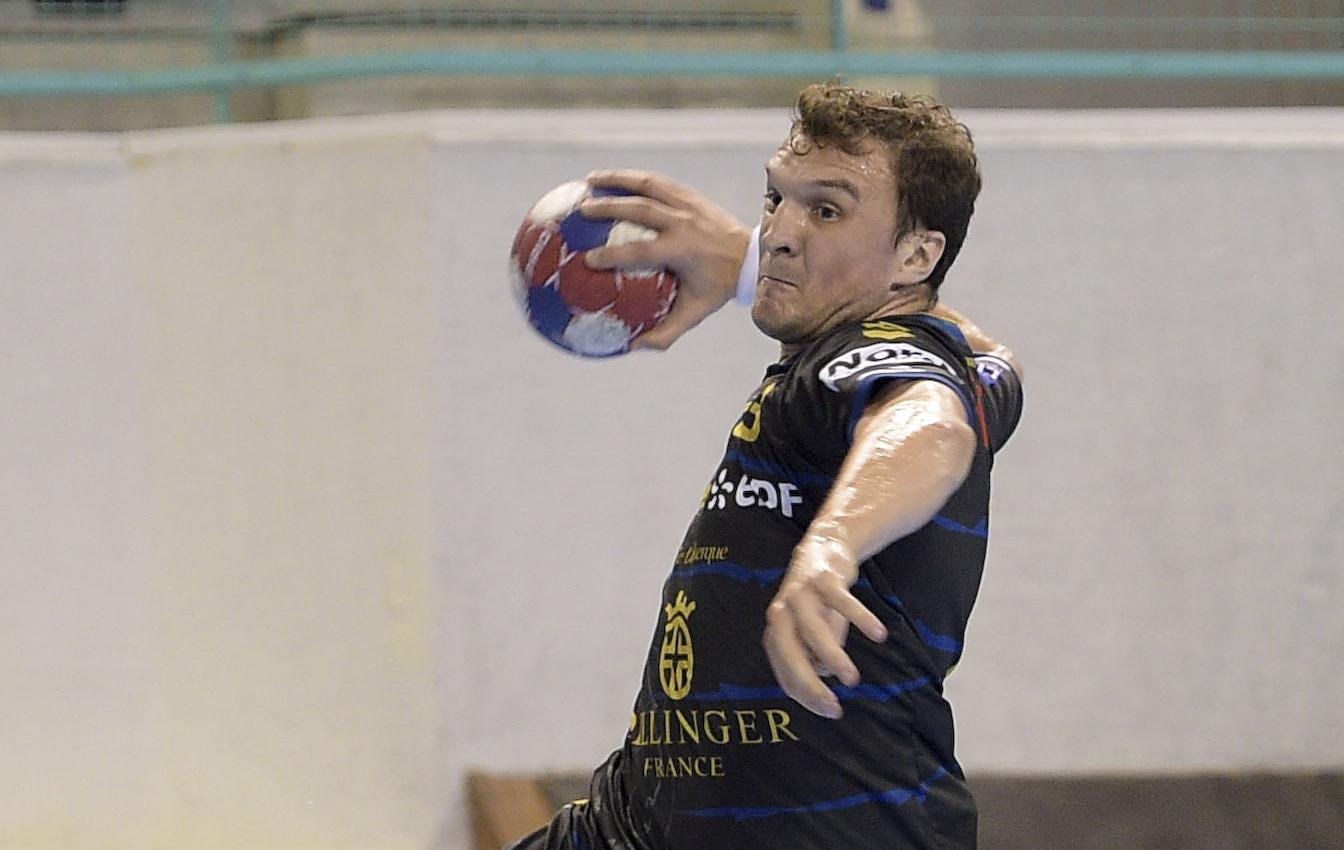 Infos Sports : Handball - </b>Division 1 - Dunkerque respire un peu