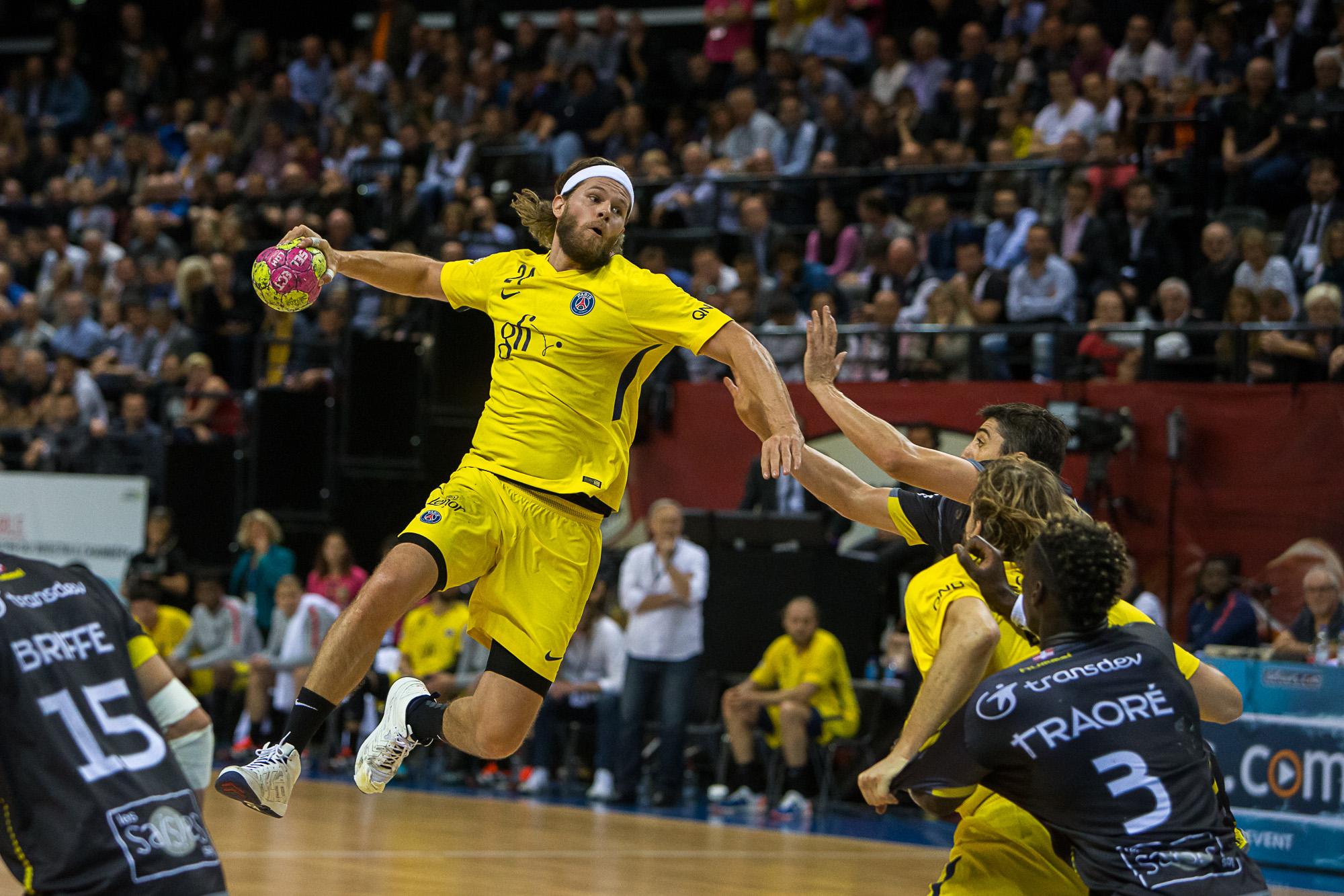 Handball - Division 1 - Le Paris SG ne tergiverse pas à Chambéry