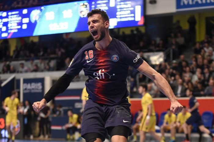 Handball - Division 1 - Le PSG handball sacré champion de France pour la 5e année consécutive