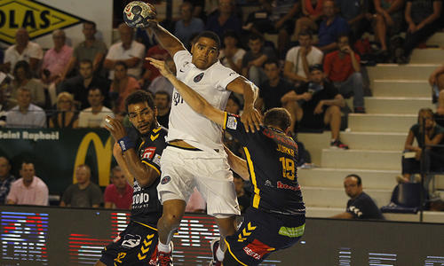 Handball : Le Paris SG tombe à Saint-Rapha�l