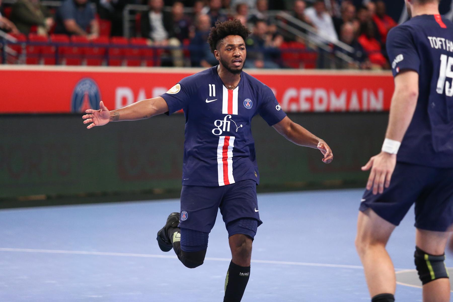 Handball - Division 1 - Le Top 50 du Paris SG