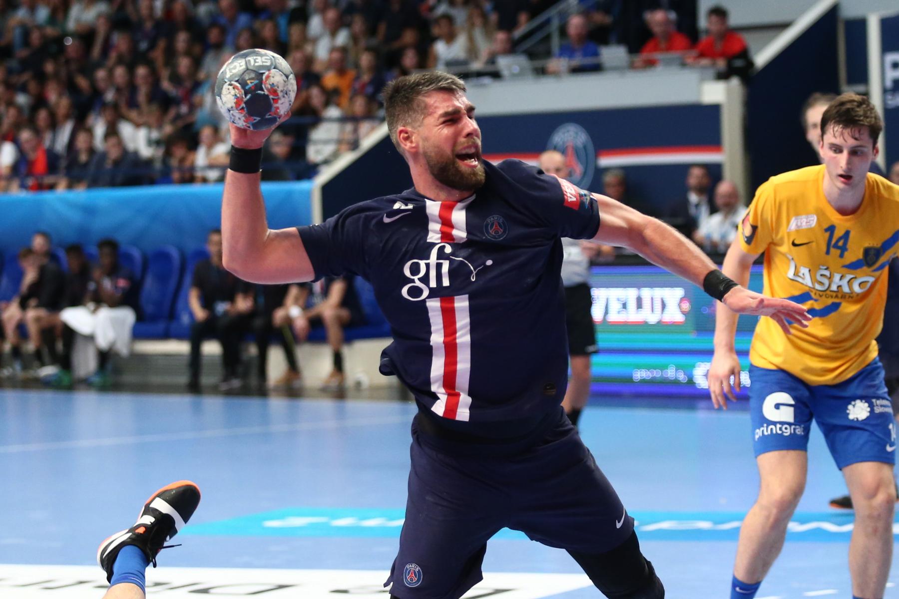 Handball - Division 1 - Luka Karabatic : «Paris se maintient à un très haut niveau»