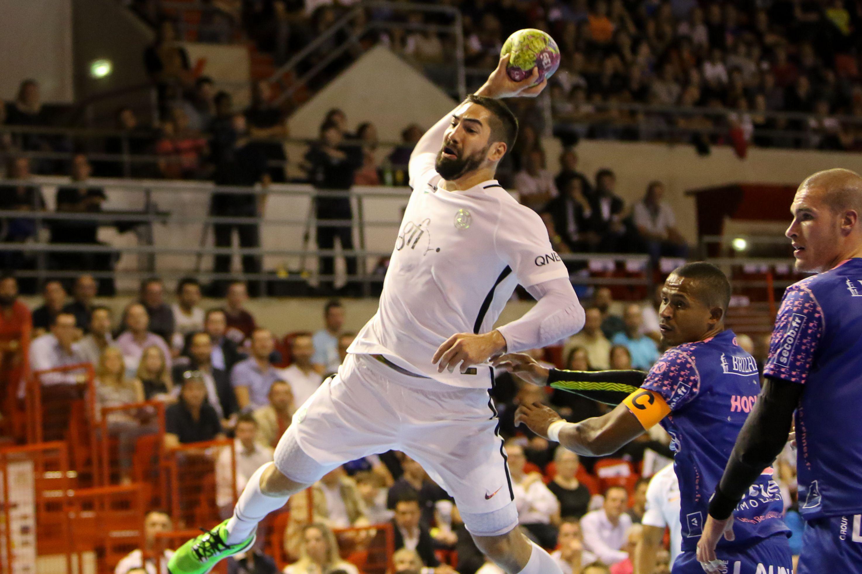 Handball - Division 1 - Retour gagnant pour Nikola Karabatic