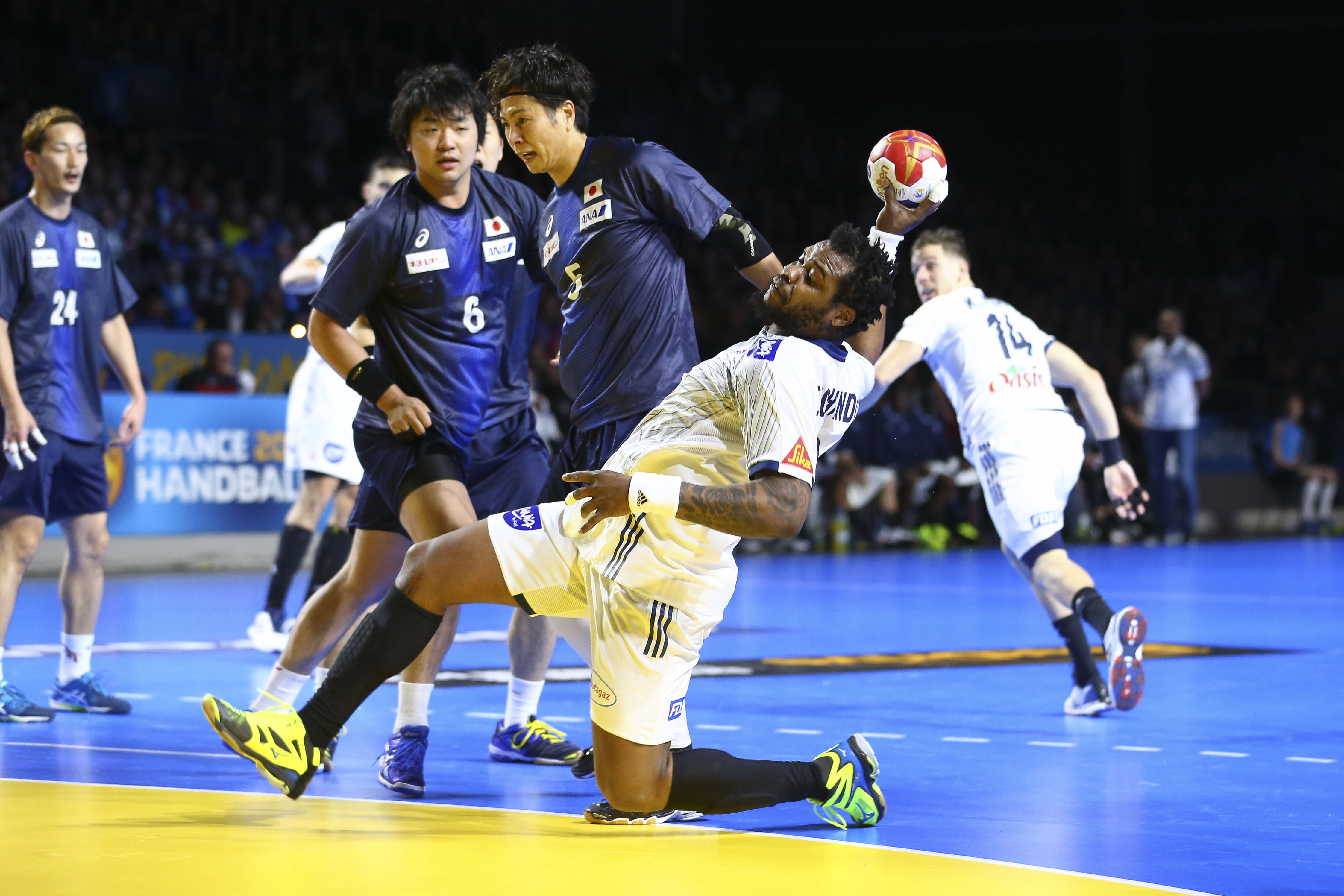 Handball - Equipe de France - Cédric Sorhaindo : «Il nous reste beaucoup de travail»