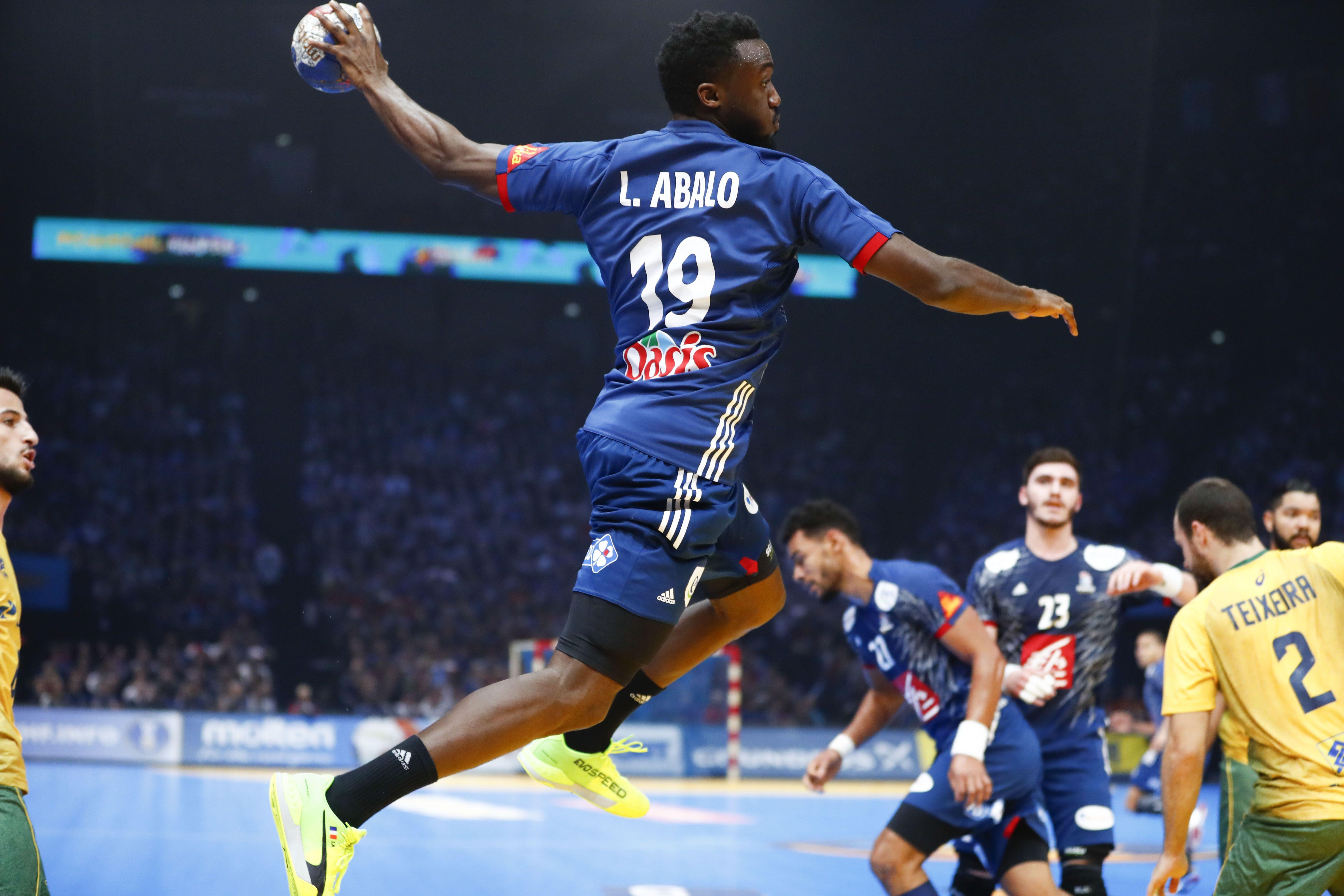 Handball - Equipe de France - Dans le dur, Luc Abalo veut rester positif