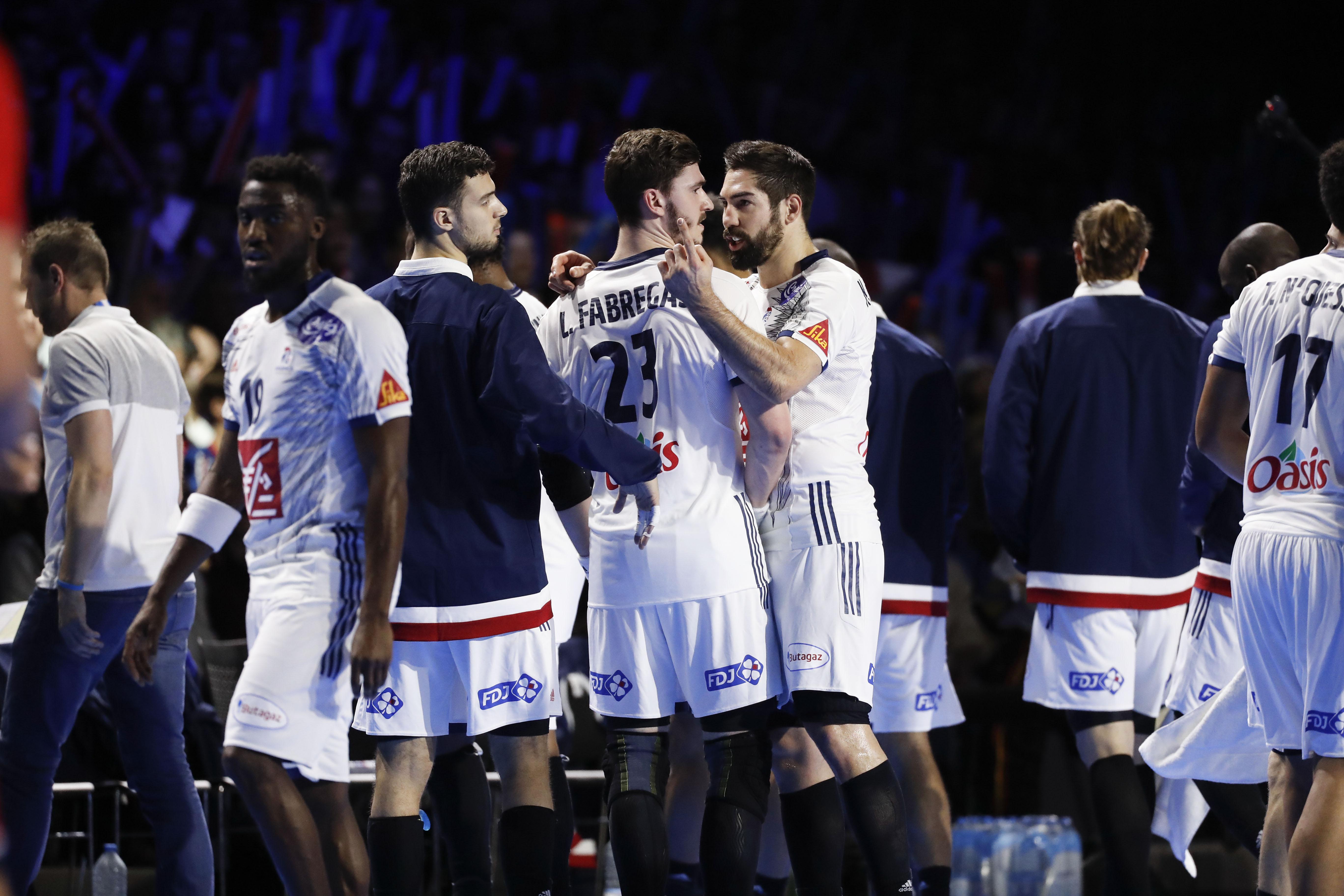 Handball - Equipe de France - En vue des 8es, les Experts ont «marqué leur territoire»