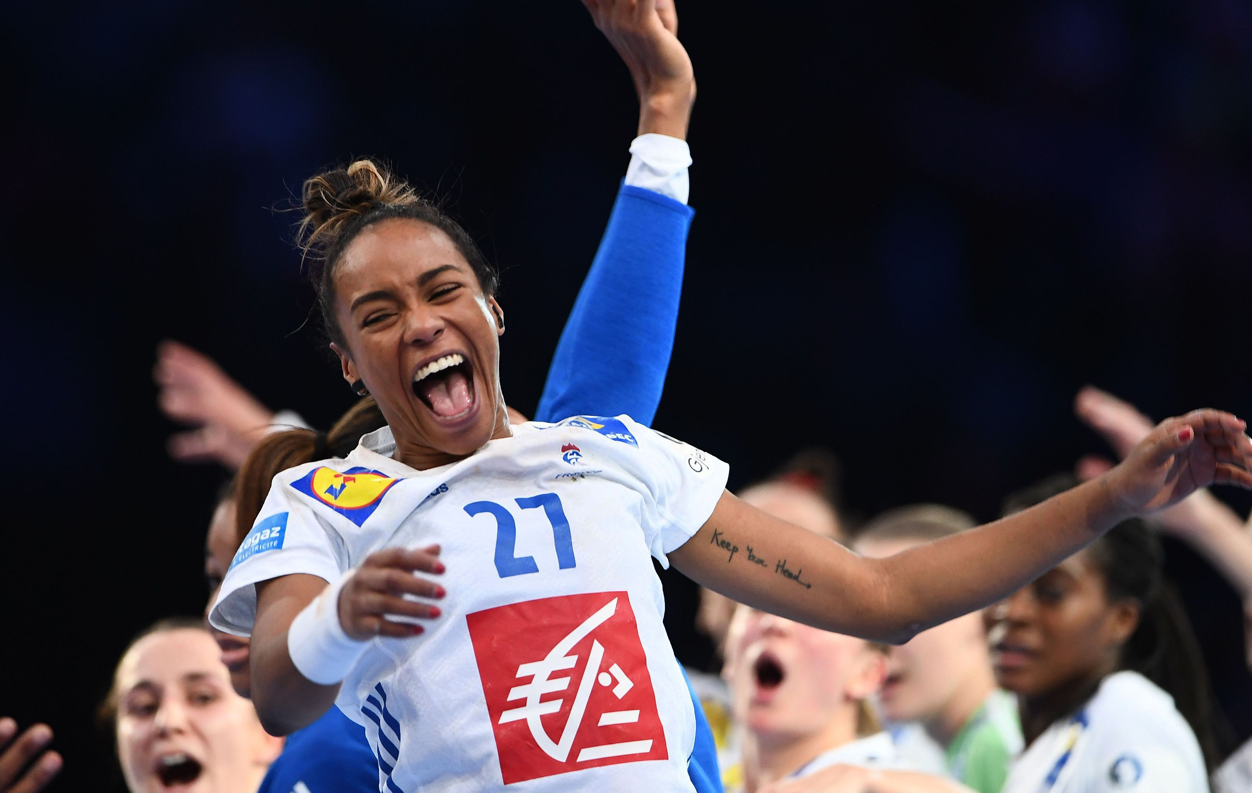 15485cc220cf1 Estelle Nze Minko : «On a progressé durant cet Euro» - Equipe de France -  Handball
