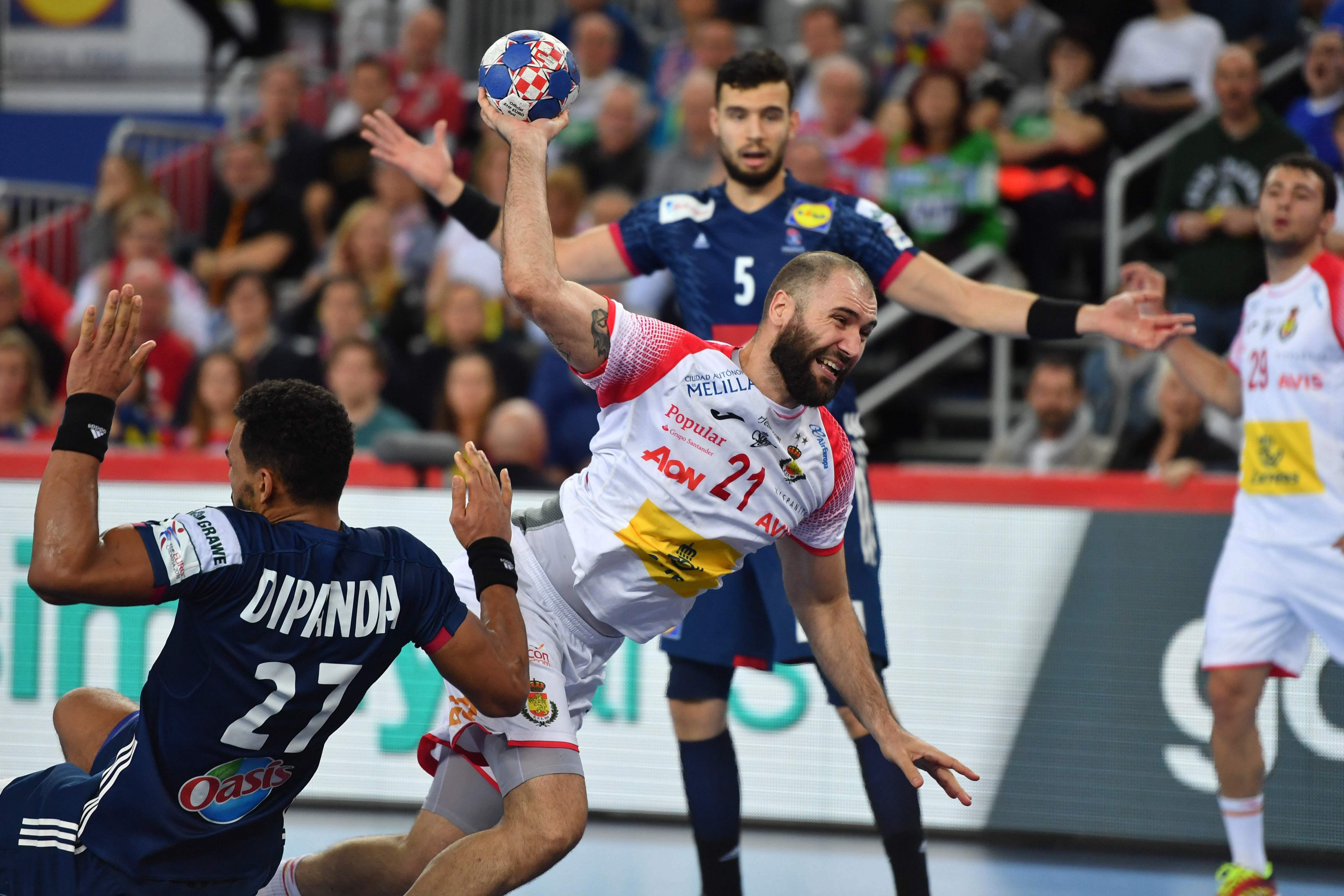 euro 2018 revivez la demi finale france espagne equipe de france handball. Black Bedroom Furniture Sets. Home Design Ideas