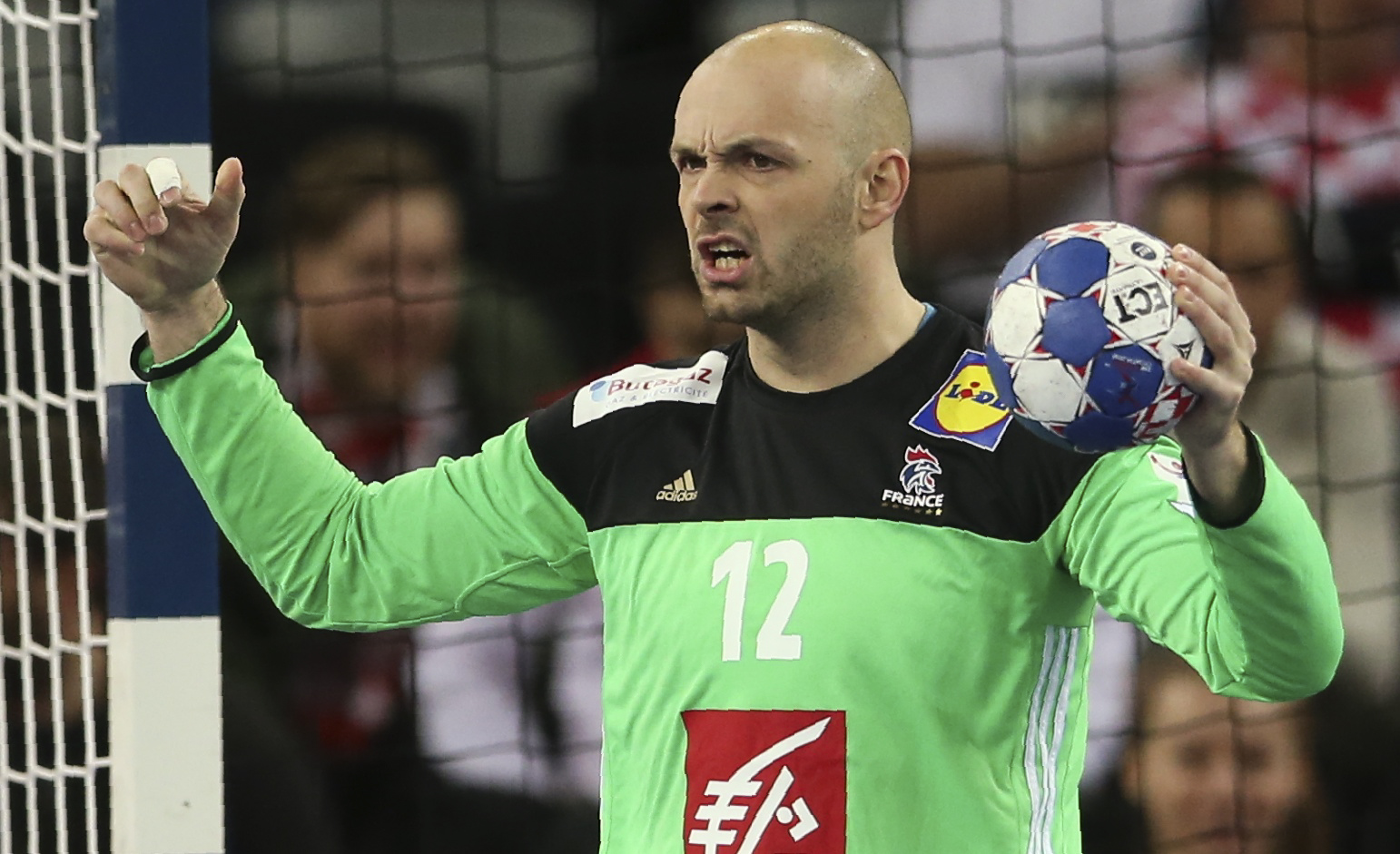 Handball - Equipe de France - Euro 2018 : La muraille française stoppe la Suède