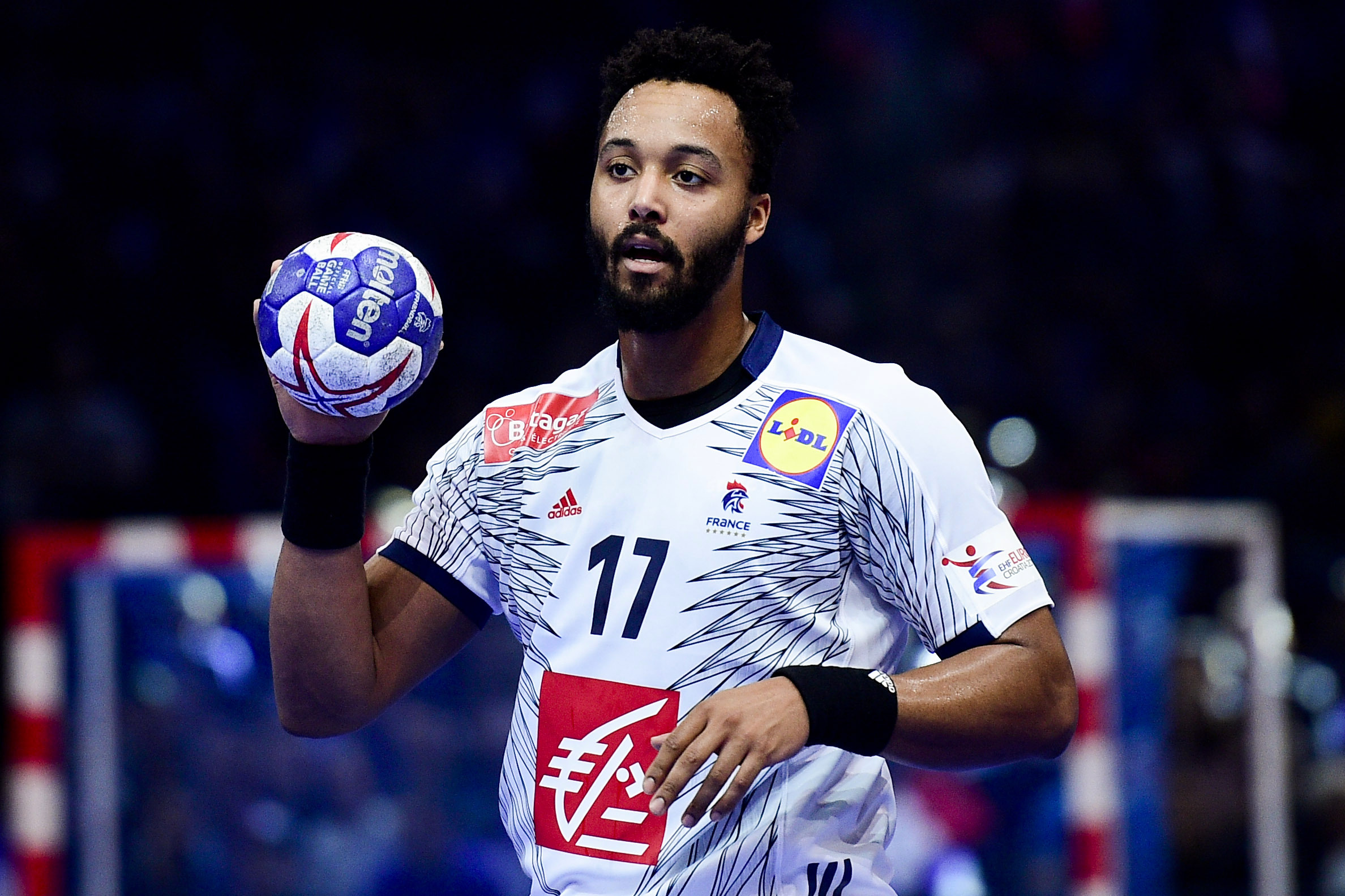 Handball - Equipe de France - Euro 2018 : La vie sans Timothey N'Guessan