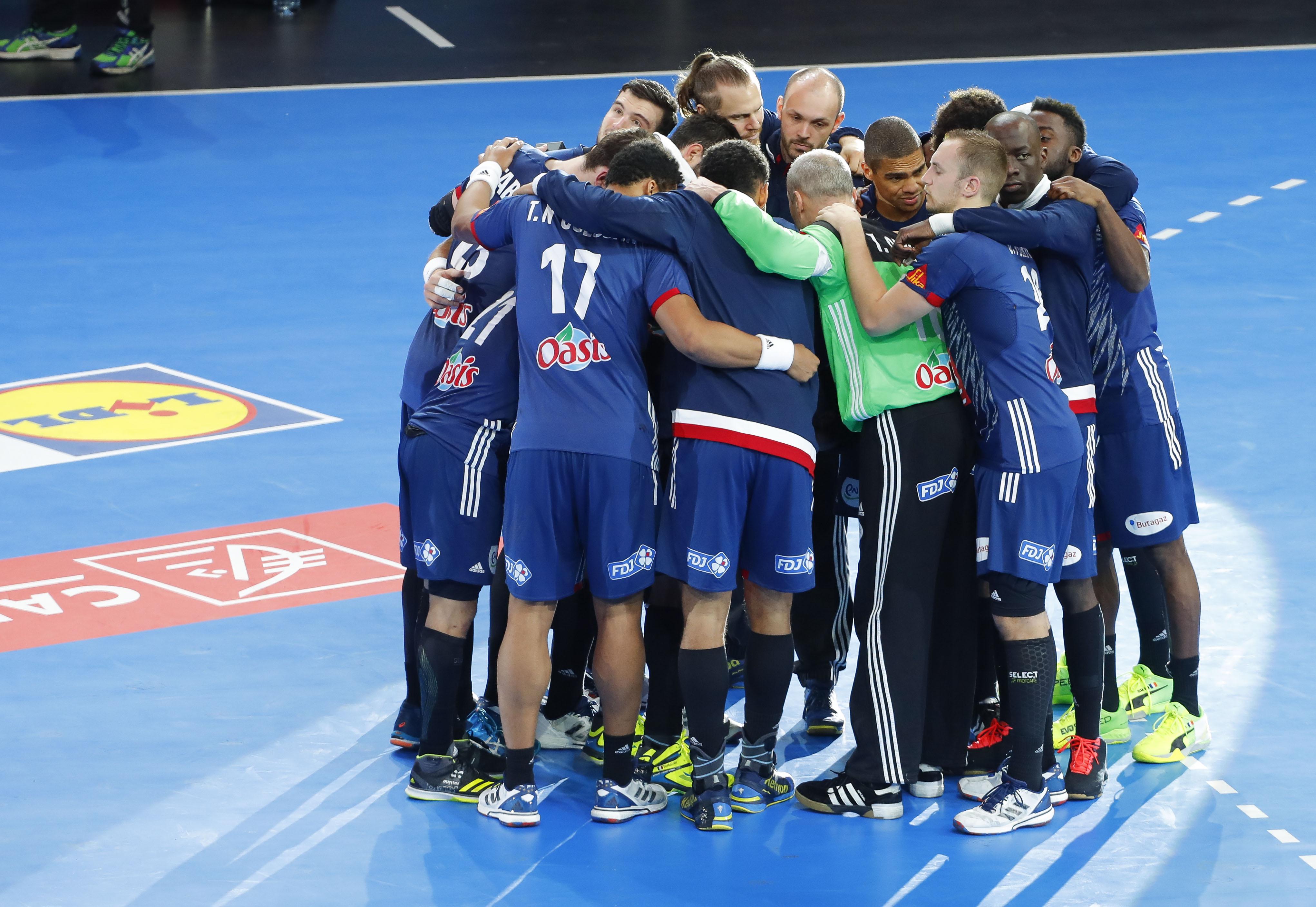 Handball - Equipe de France - La France n'a même pas eu peur