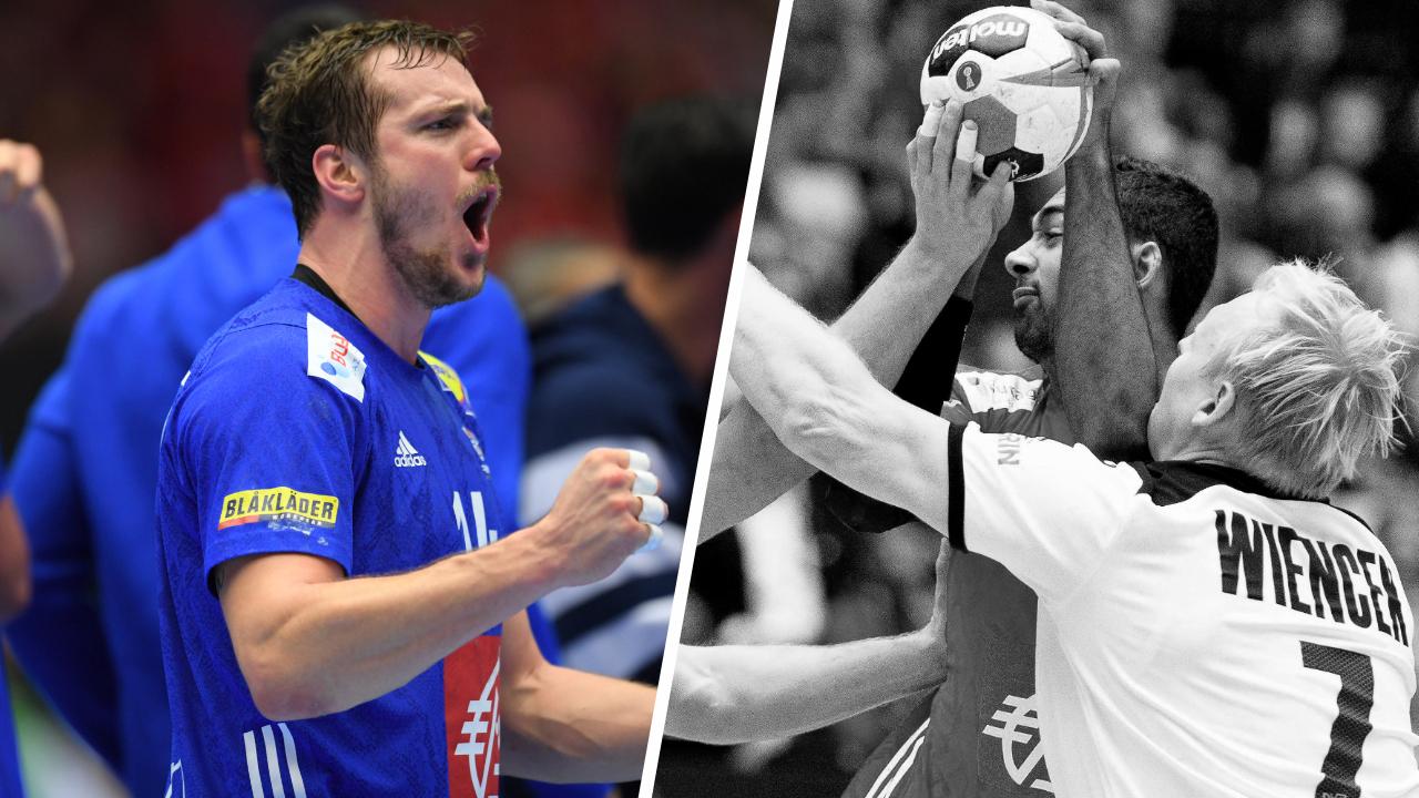Handball - Equipe de France - Les notes des Bleus face à l'Allemagne : Mahé sur un nuage, Richardson dans le dur