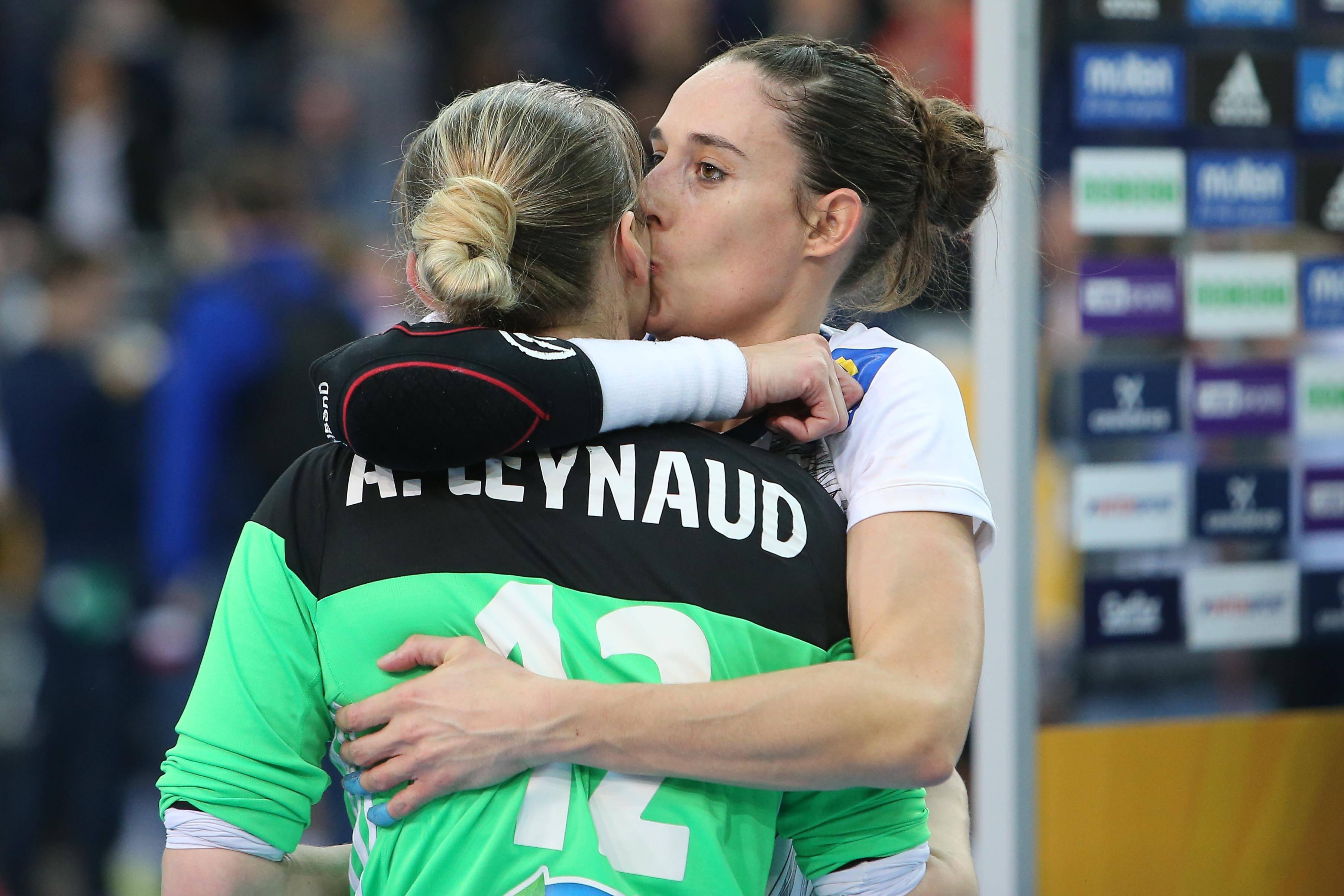 Handball - Equipe de France - Leynaud-Ayglon, un beau roman d'amitié