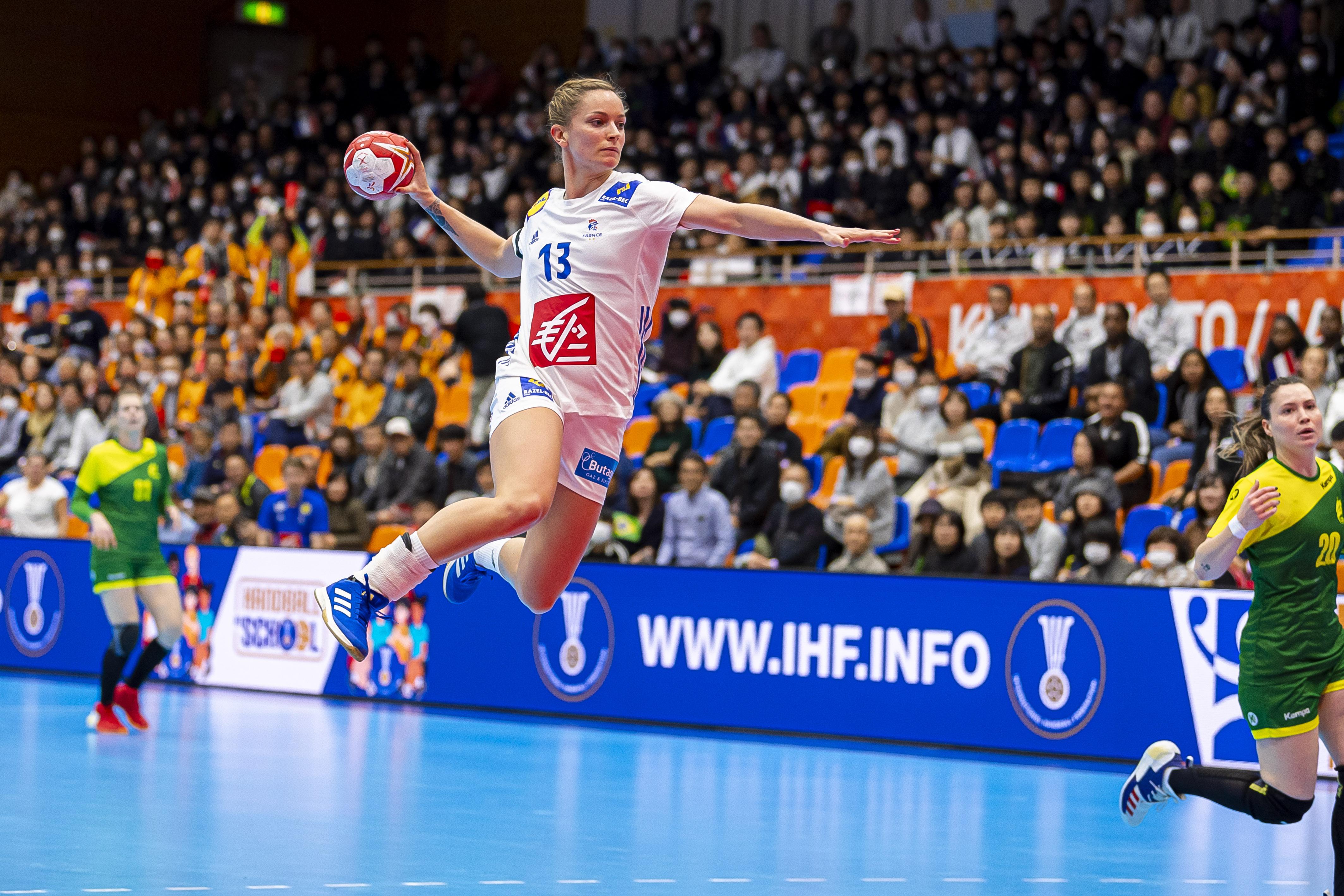 Handball - Equipe de France - Mondial 2019 : Les Bleues terminent sur une bonne note