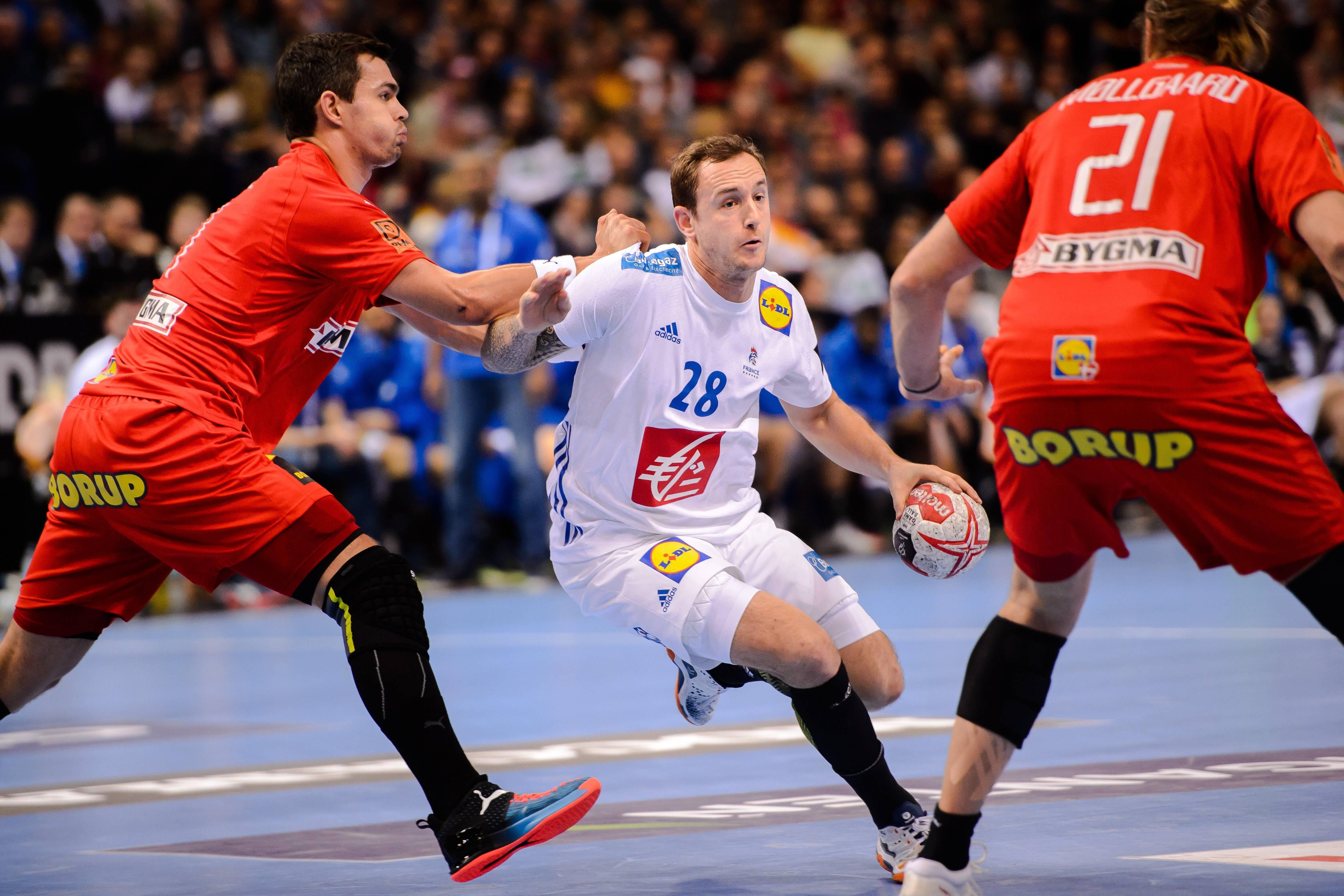 Handball - Equipe de France - Mondial 2019 : pour Valentin Porte, «il n'y a pas eu photo»