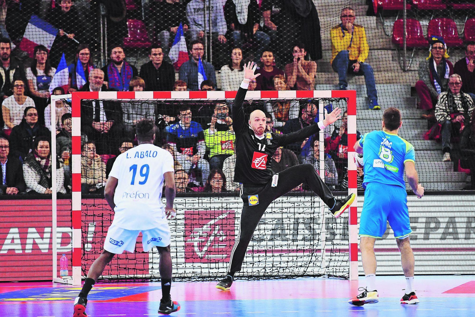 Handball - Equipe de France - Mondial 2019 : Vincent Gérard, de l'ombre à la lumière
