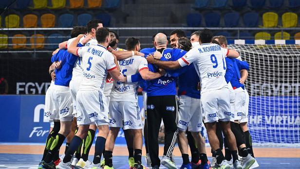 Infos sports en direct : Handball - </b>Equipe de France - Mondial 2021 : </b>invincibles mais perfectibles, le relevé de notes des Bleus avant les matches couperets