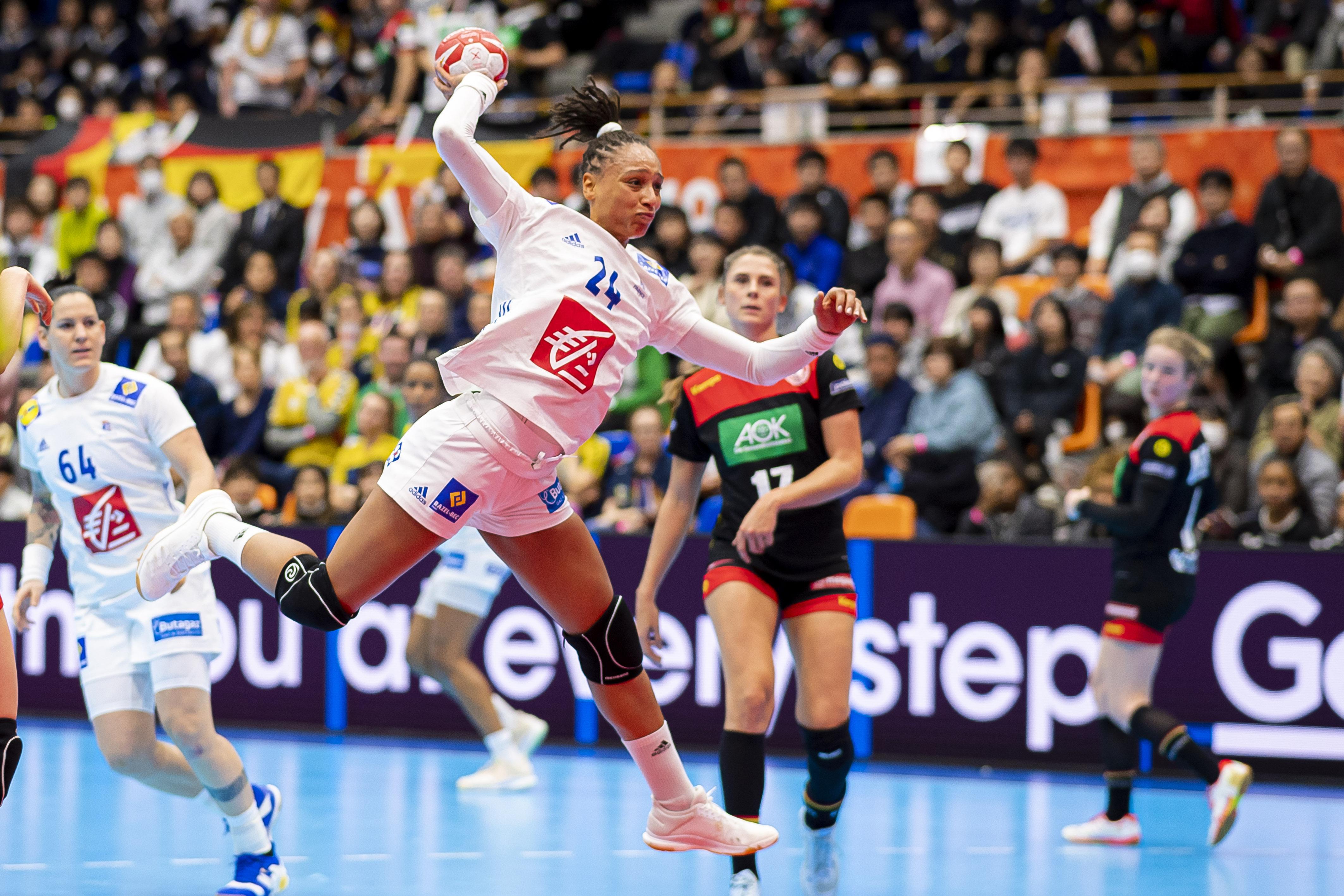 Handball - Equipe de France - Mondial 2019 : France-Danemark, un duel entre rêve et cauchemar pour les Bleues