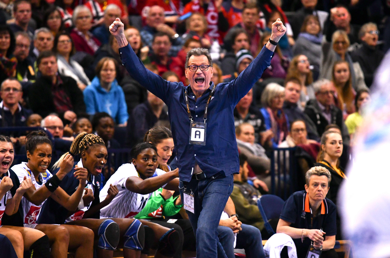 Handball - Equipe de France - Olivier Krumbholz, l'histoire d'un incroyable retour