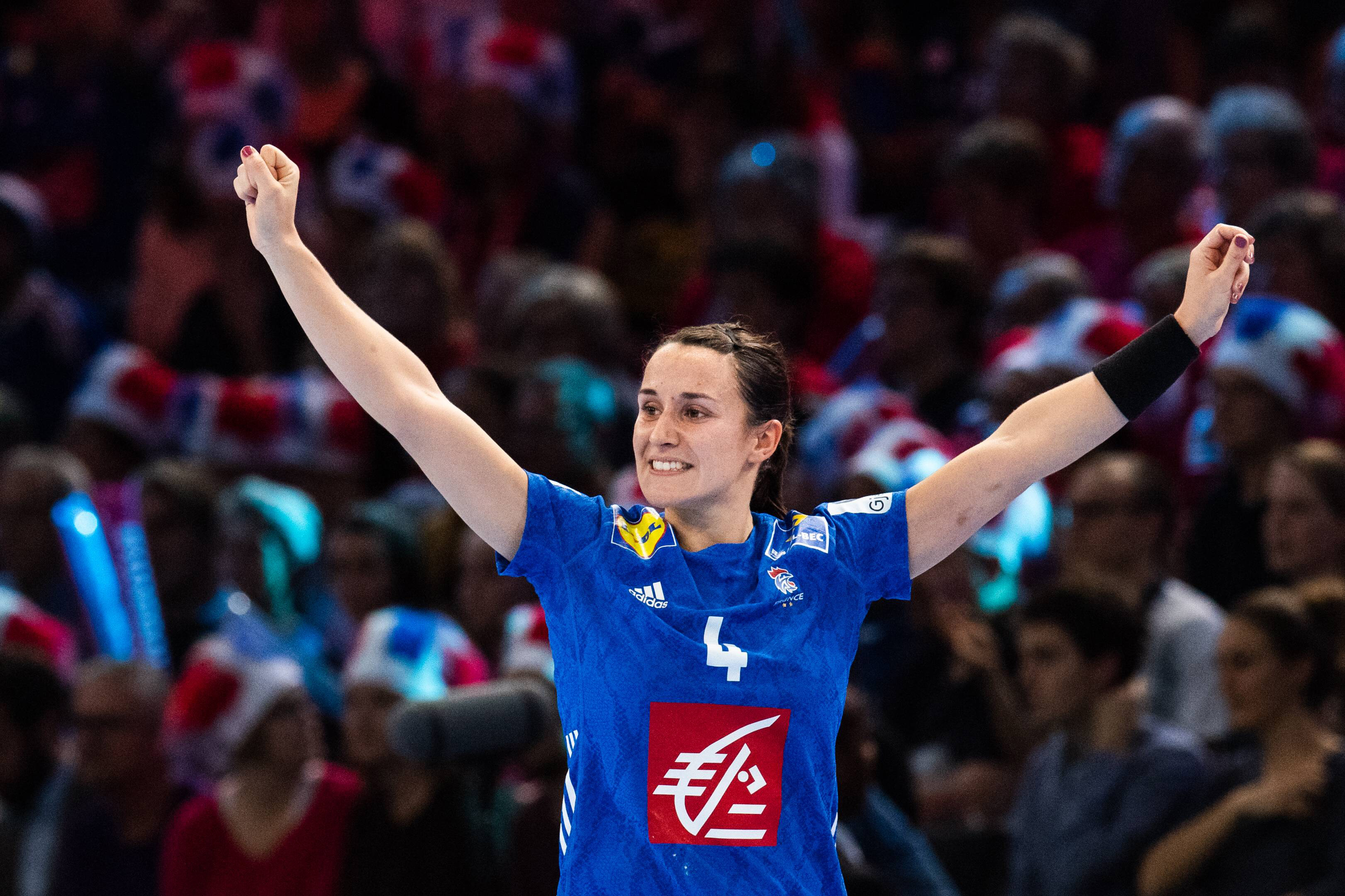 Handball - Equipe de France - Pauline Coatenea : «Je veux rester sur la même dynamique»