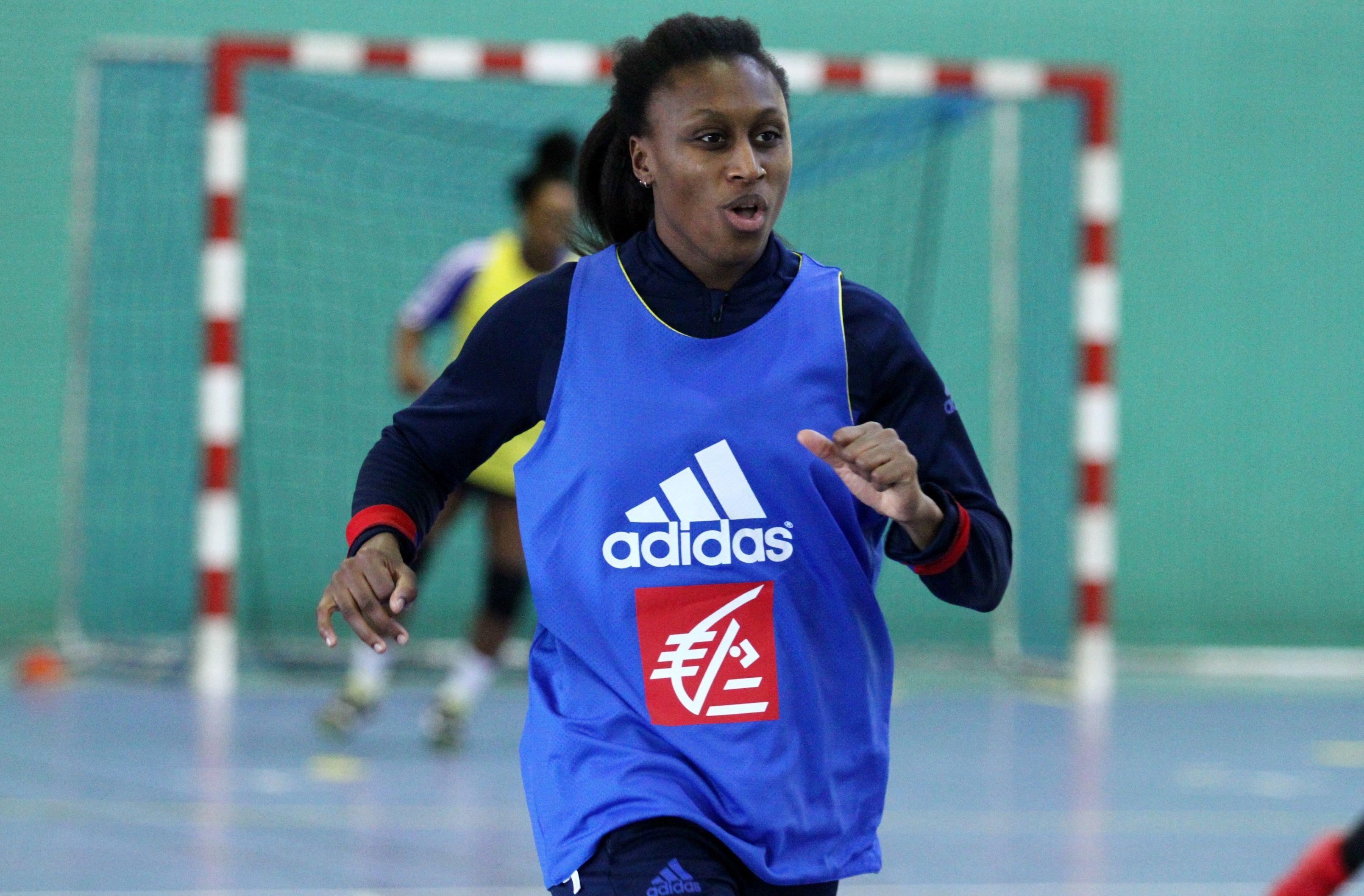 Handball - Equipe de France - Siraba Dembélé : «Nous sommes sur une bonne progression»
