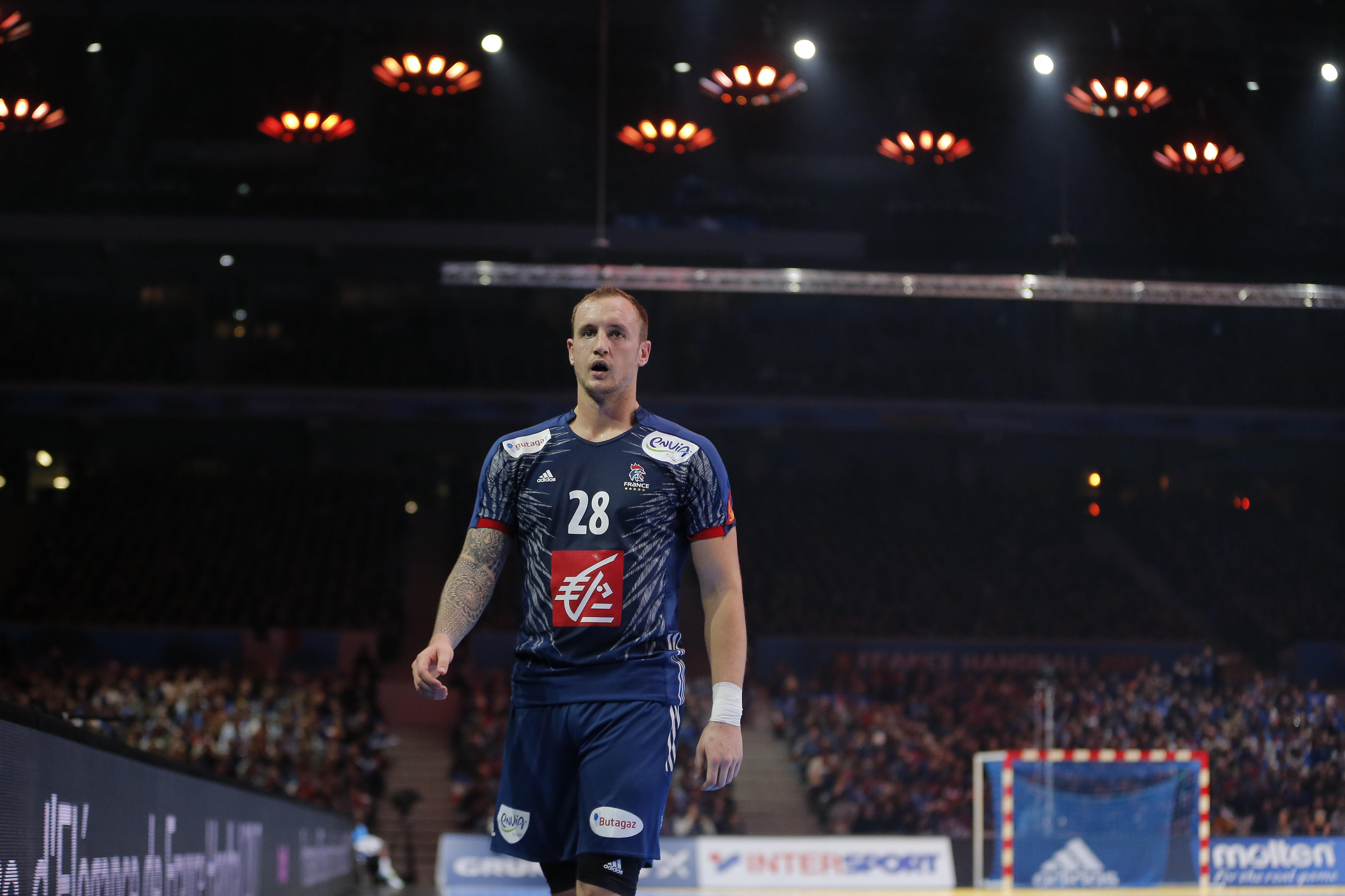 Handball - Equipe de France - Porte : «Avec la France, le plaisir est revenu»