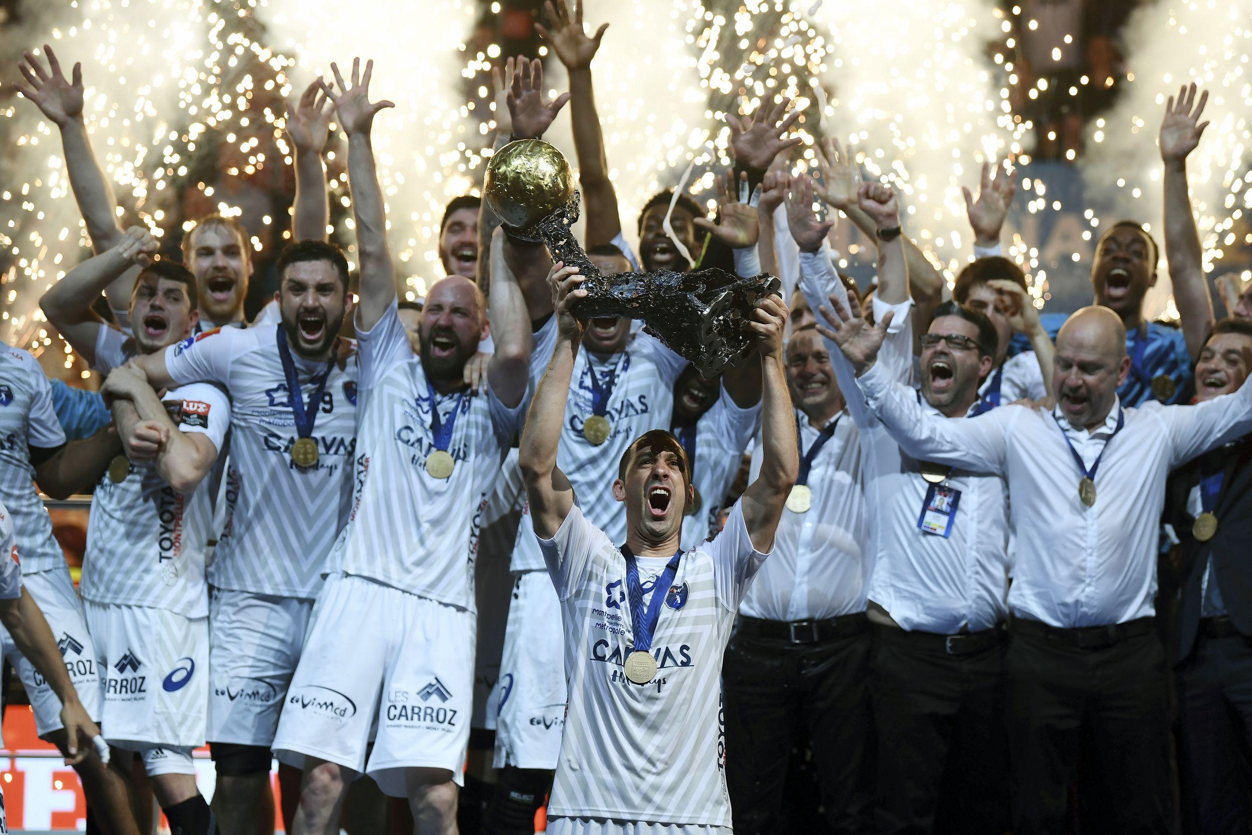 Handball - Ligue des Champions - Guigou : «On savoure plus maintenant parce que Montpellier n'est plus favori»