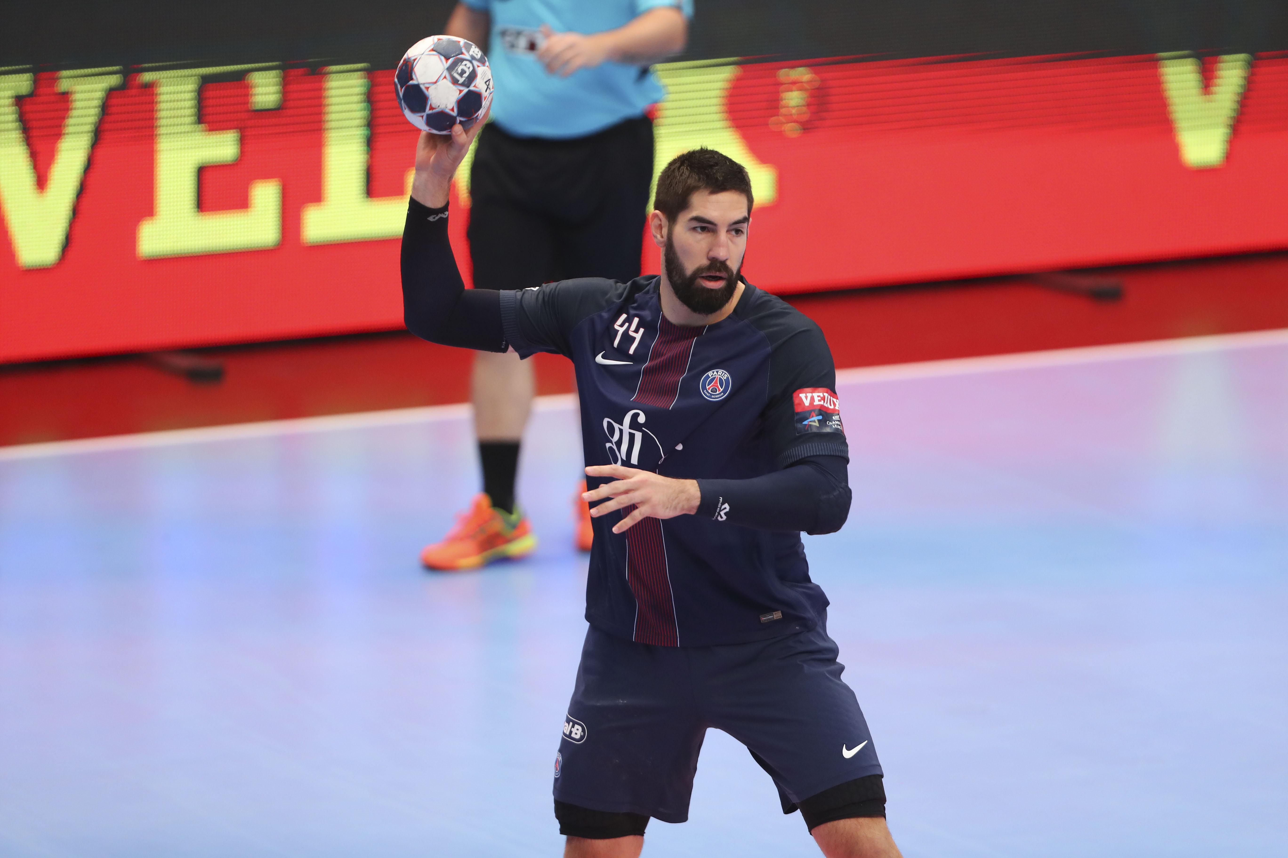 Handball - Ligue des Champions - Le Paris SG a bien rebondi, Karabatic blessé