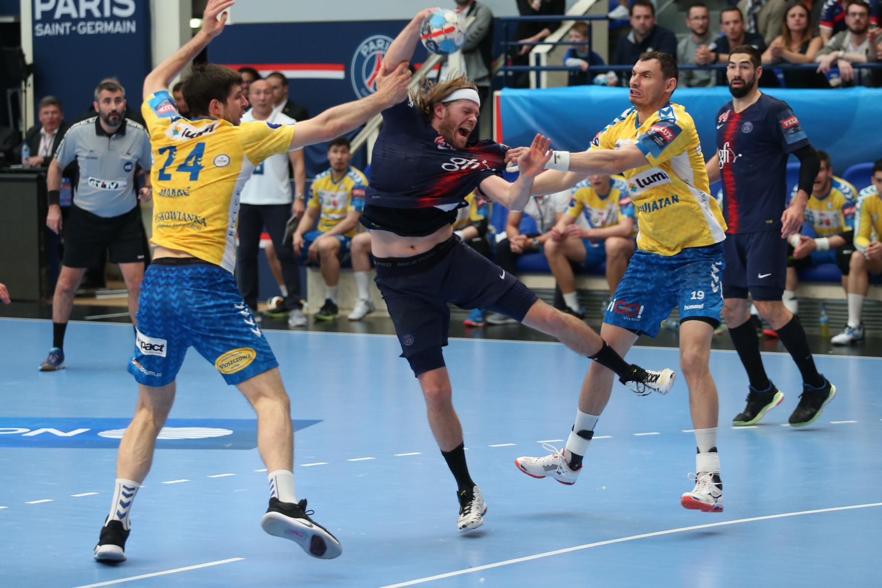 Handball - Ligue des Champions - Le PSG manque de peu sa «remontada» et n'ira pas au Final Four
