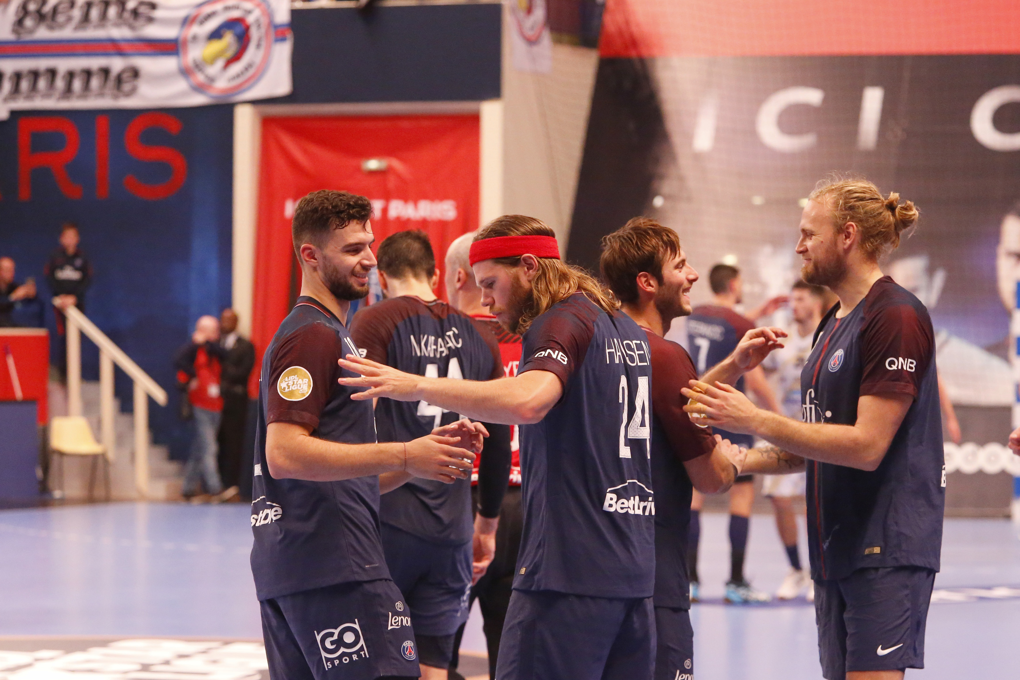 Handball - Ligue des Champions - Ligue des champions : Le Paris SG se défait du piège biélorusse