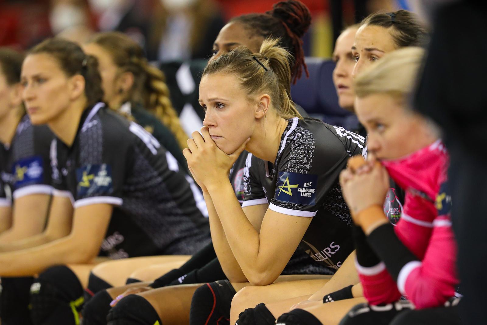 Ligue des champions : les Brestoises échouent contre Kristiansand en finale - Ligue des Champions