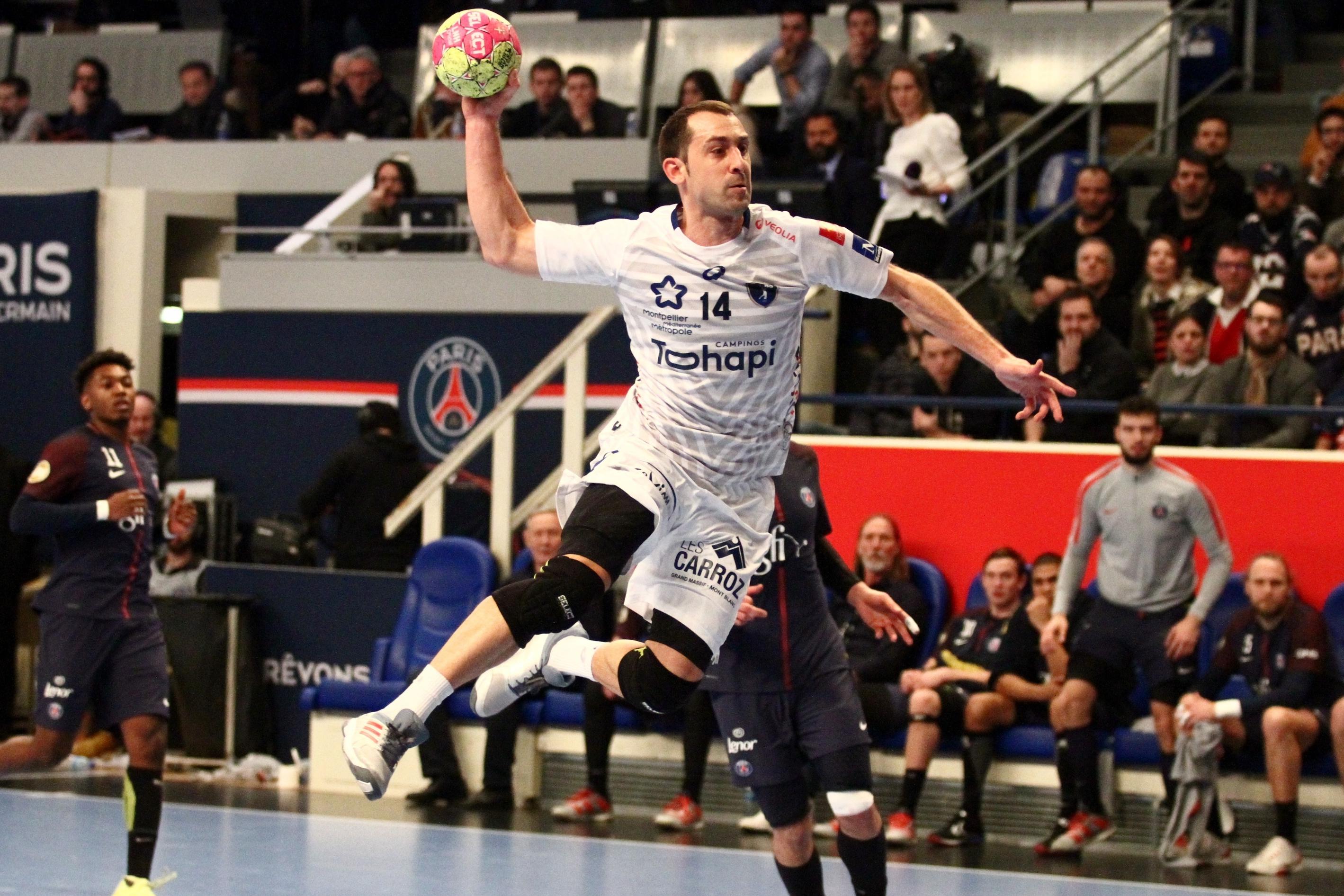 Handball - Ligue des Champions - Ligue des Champions : Michaël Guigou prêt à repartir au combat
