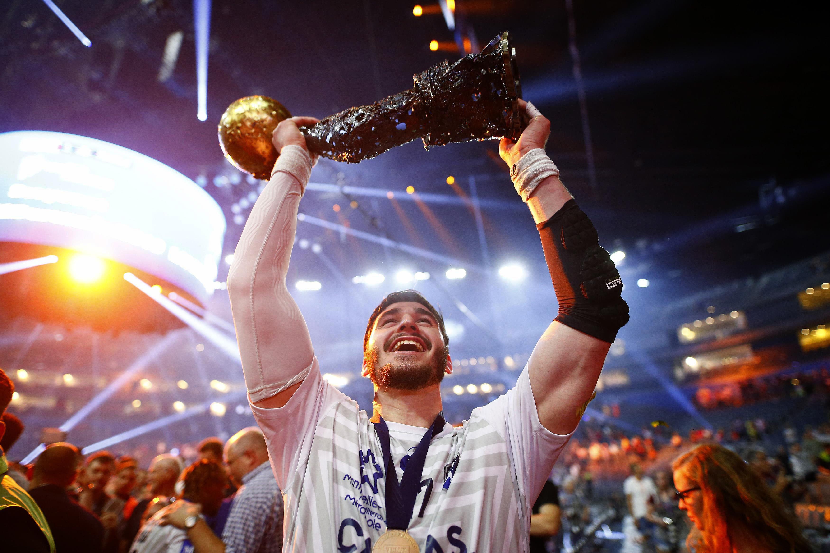 Handball - Ligue des Champions - Ludovic Fabregas, un départ en apothéose