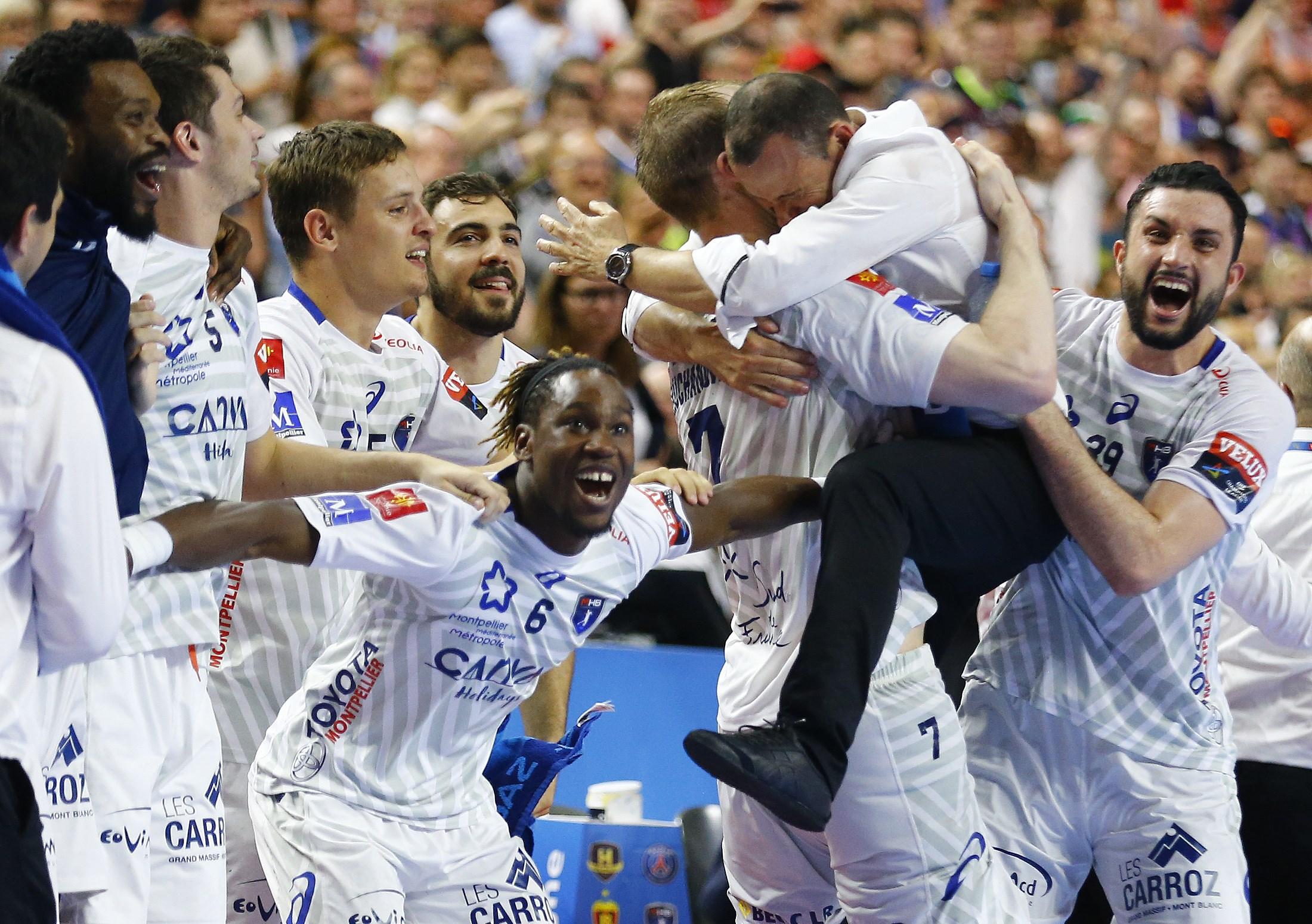 Handball - Ligue des Champions - Montpellier de retour au sommet de l'Europe