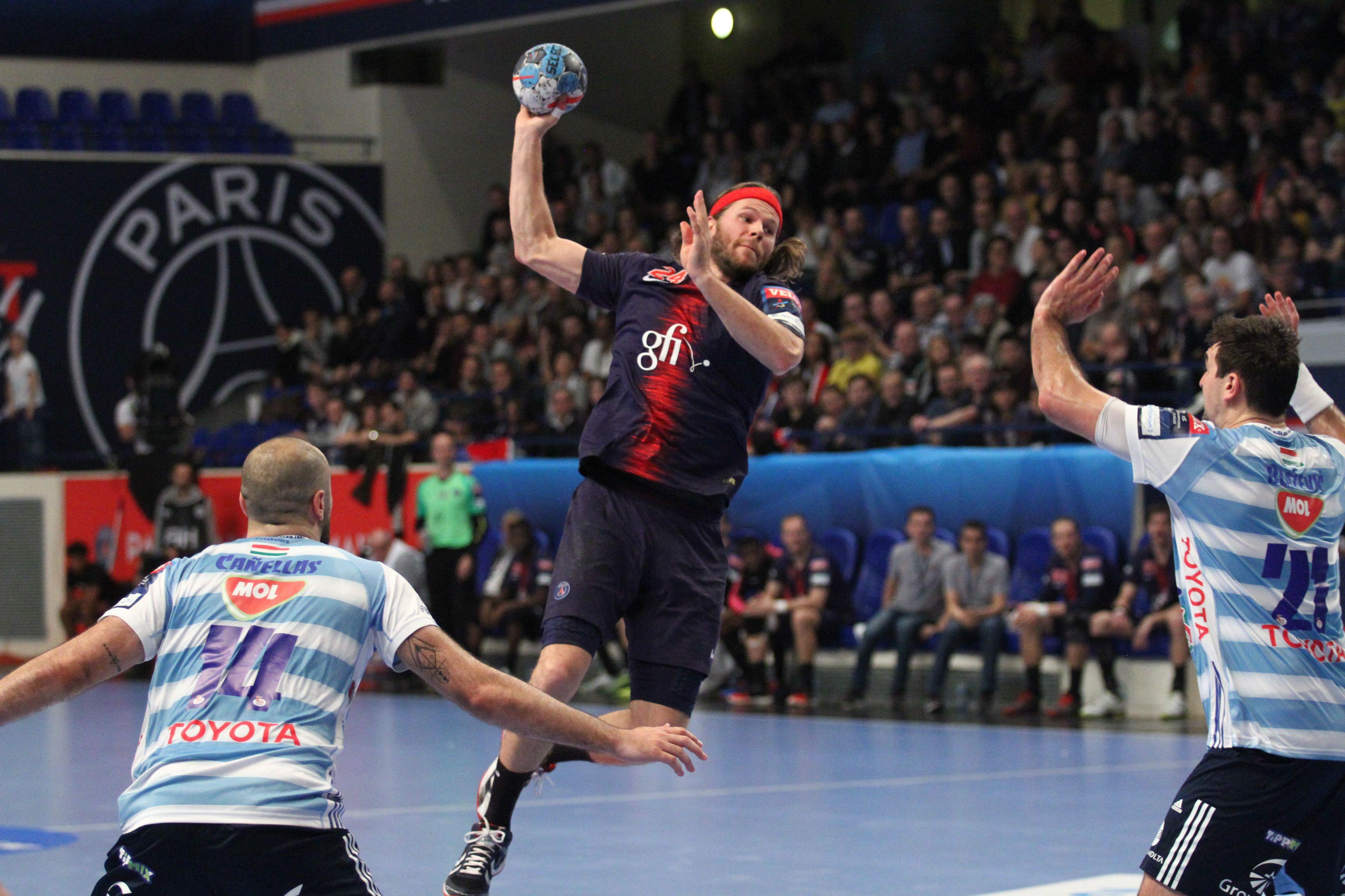Handball - Ligue des Champions - Paris seul en tête