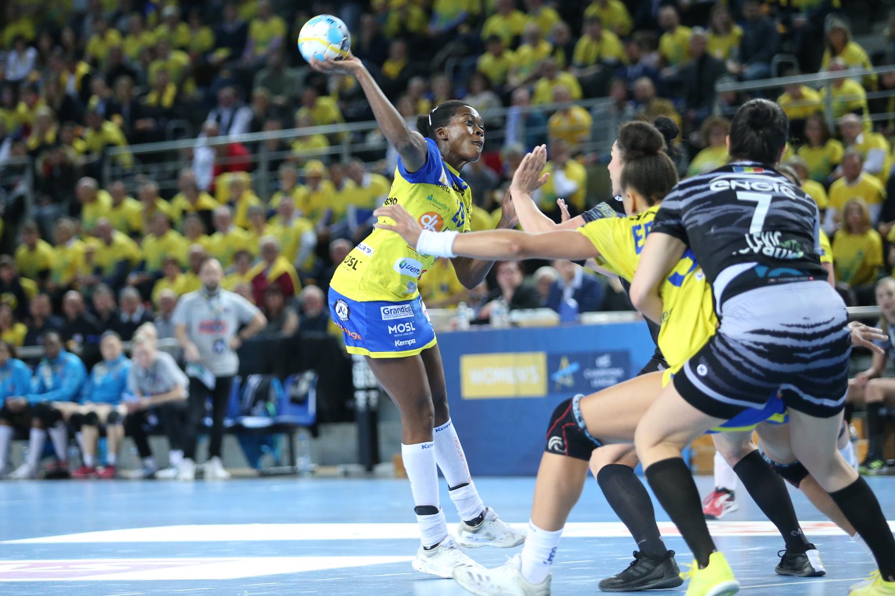 Handball - Ligue des Champions - Un premier Final Four européen pour les Messines