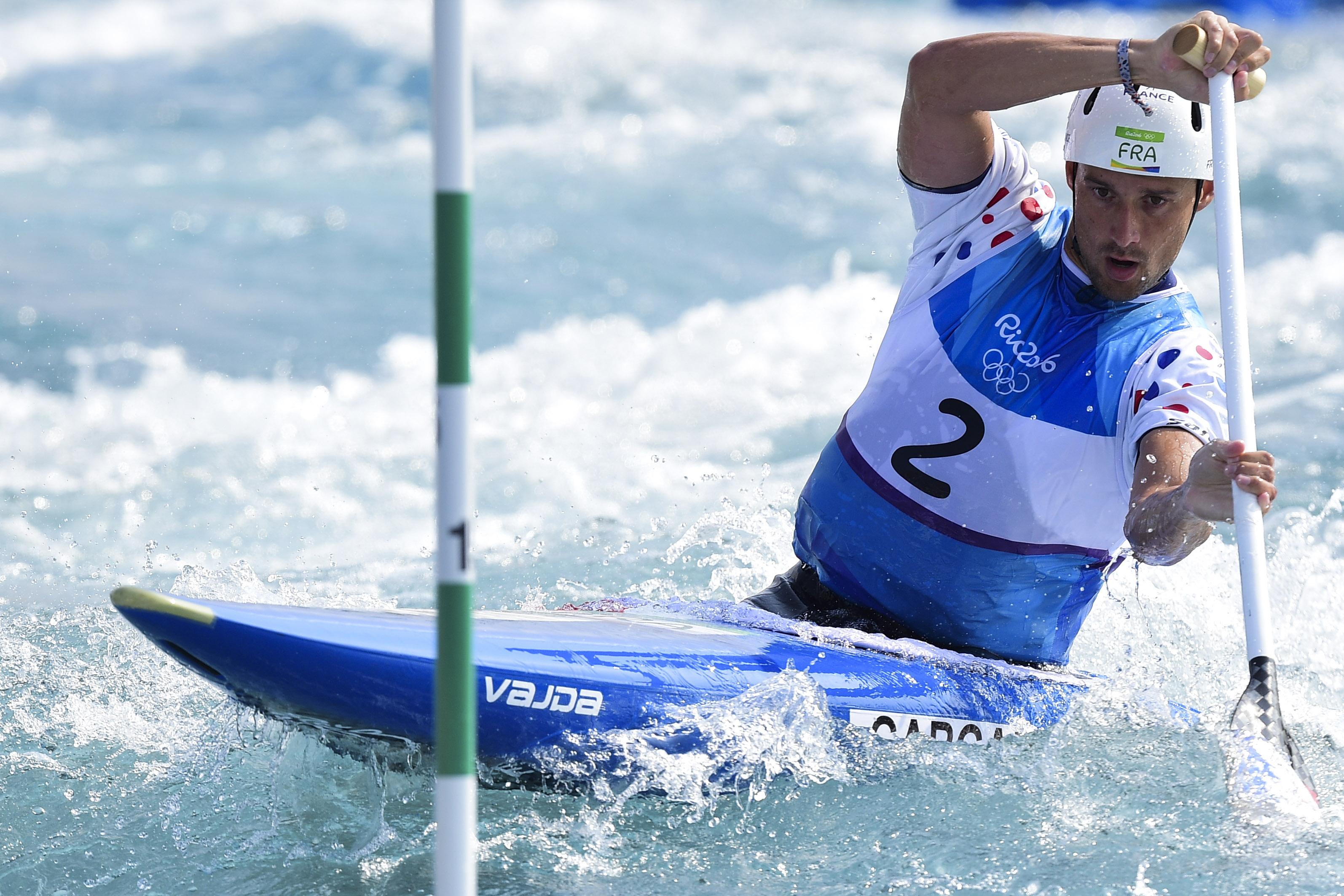 Jeux olympiques - Denis Gargaud: «Le titre olympique a changé ma vie»