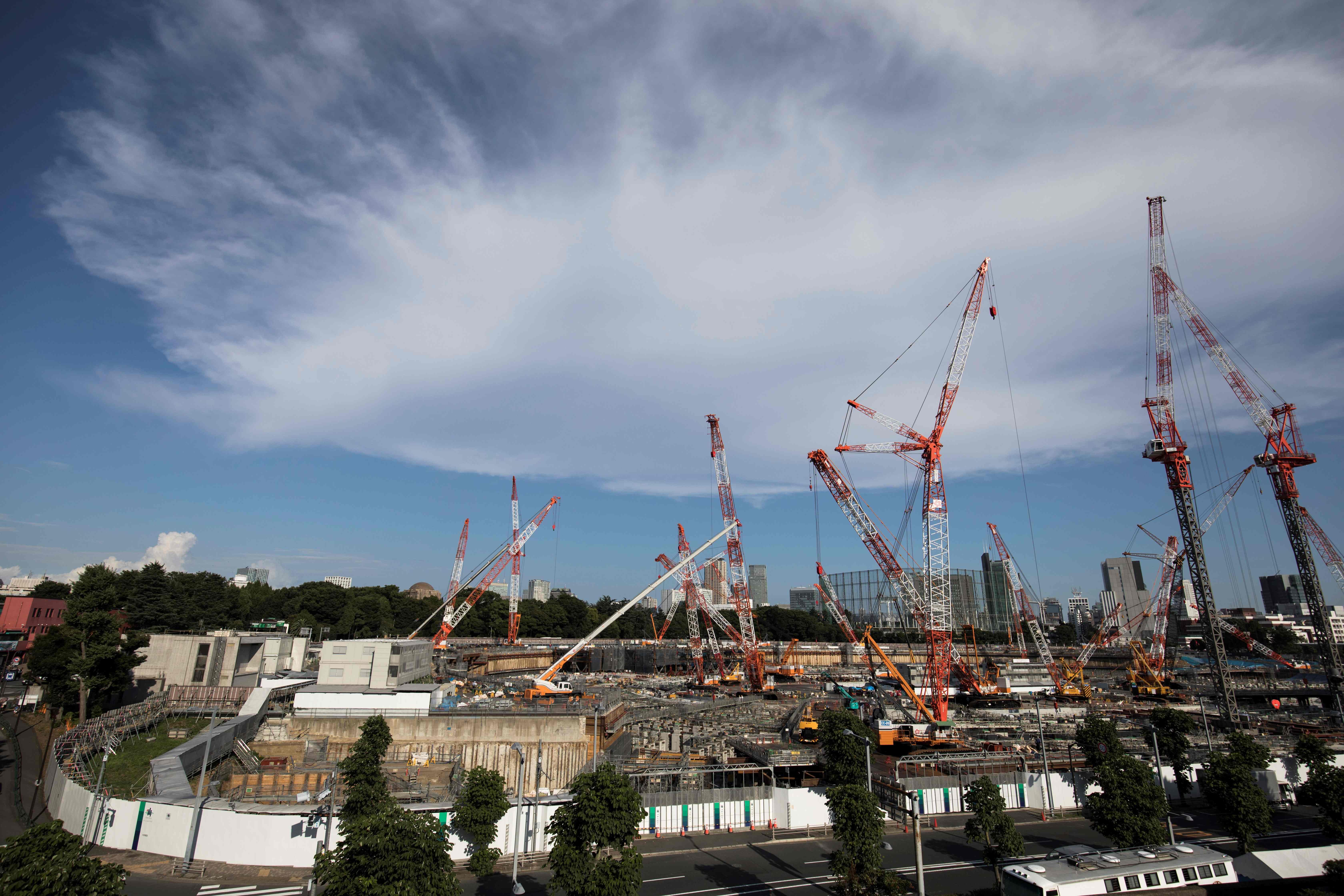 Jeux olympiques - Tokyo 2020 : des infrastructures renforcées pour prévenir les séismes